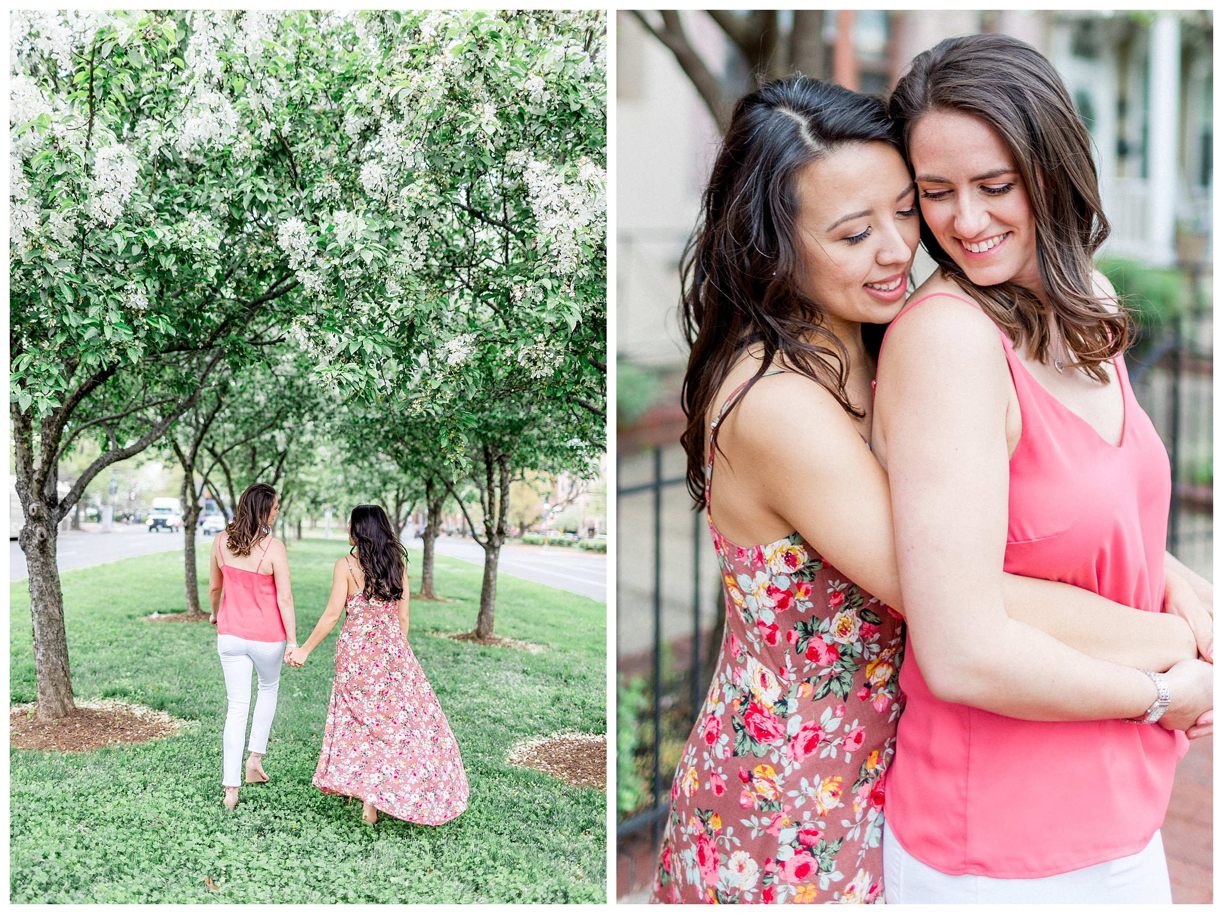 Same Sex DC Engagement | District of Columbia Wedding Photographer Kir Tuben_0006.jpg