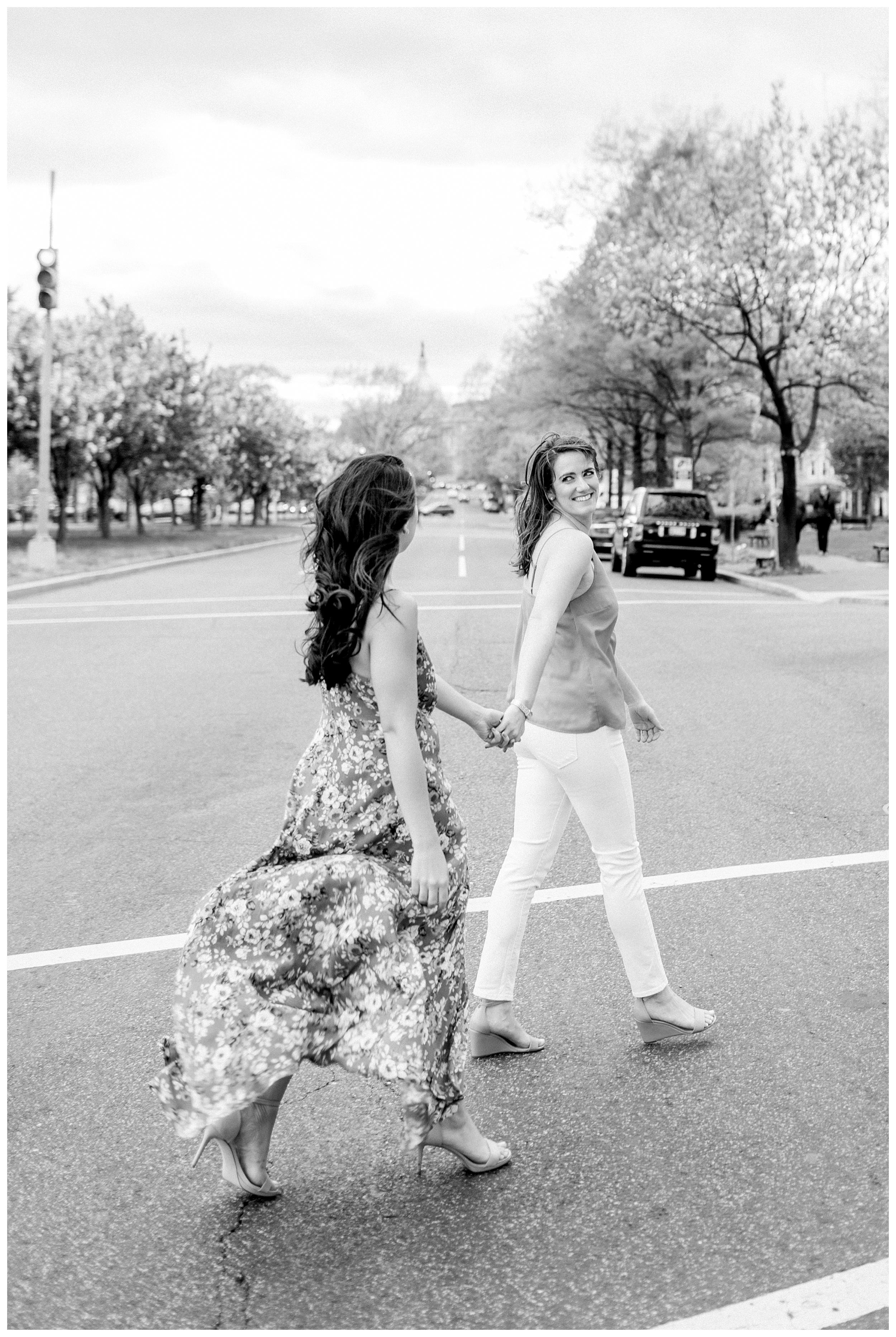 Same Sex DC Engagement | District of Columbia Wedding Photographer Kir Tuben_0007.jpg