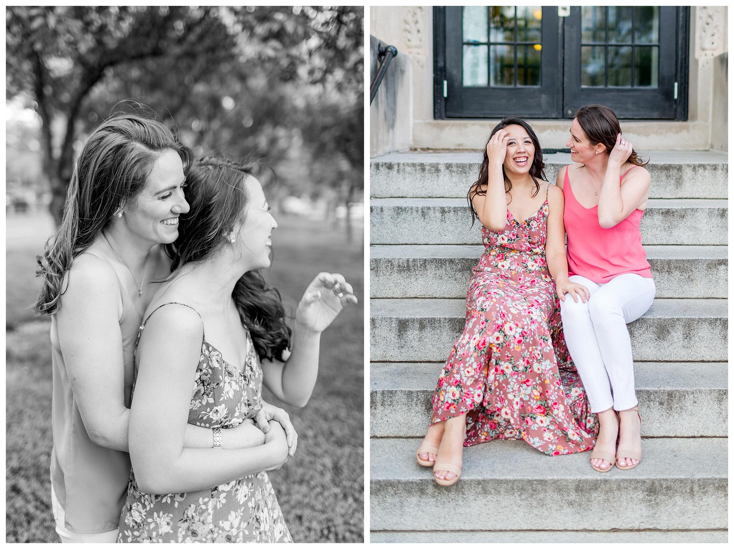 Same Sex DC Engagement | District of Columbia Wedding Photographer Kir Tuben_0010.jpg