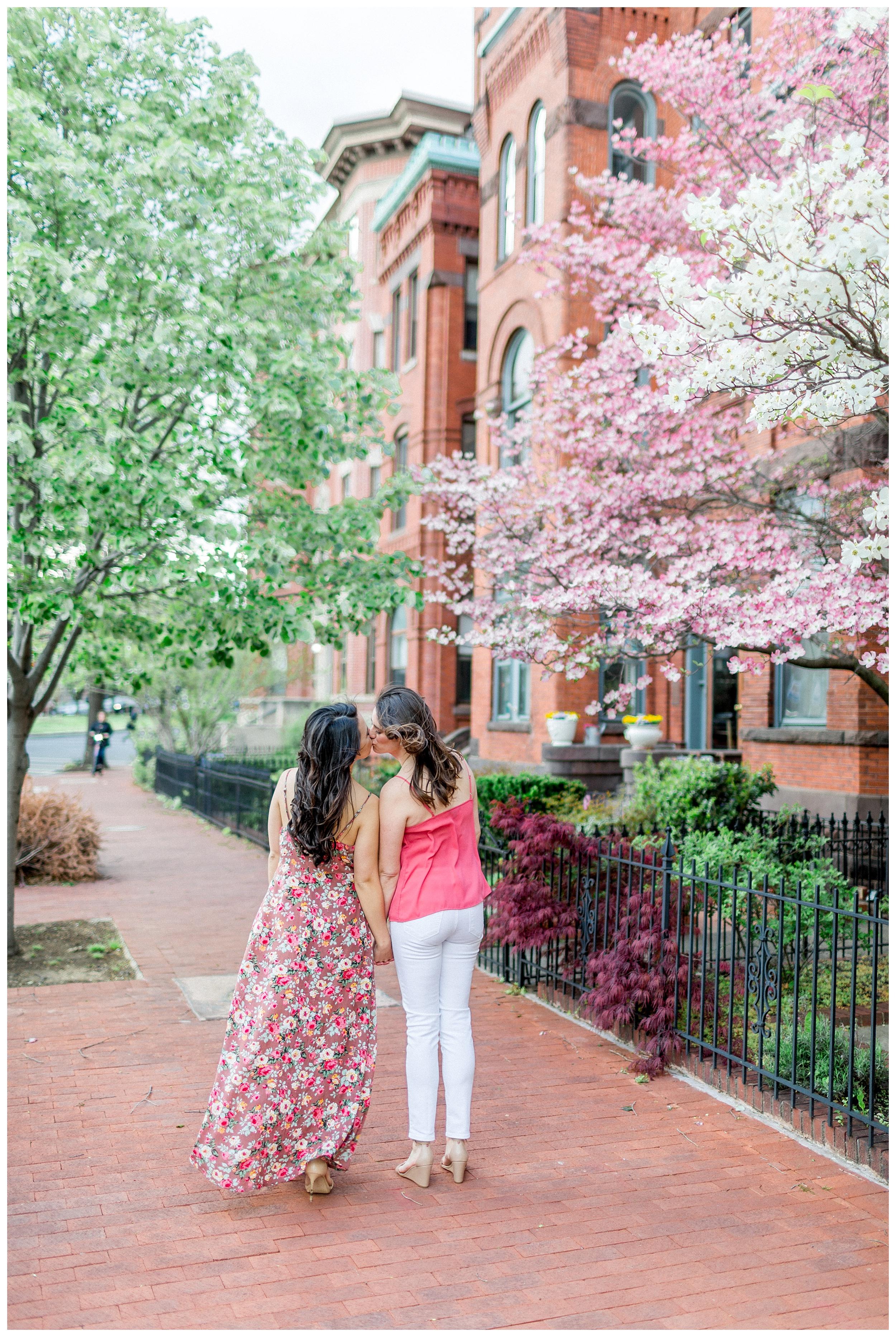 Same Sex DC Engagement | District of Columbia Wedding Photographer Kir Tuben_0009.jpg