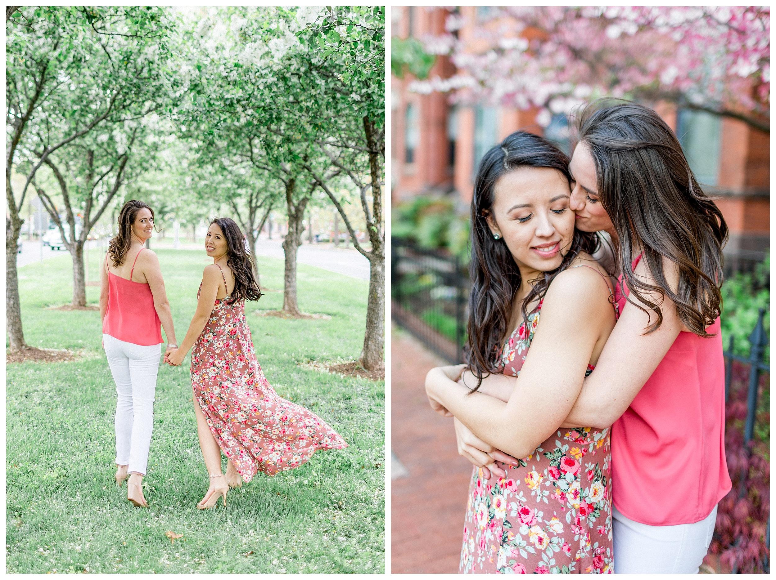 Same Sex DC Engagement | District of Columbia Wedding Photographer Kir Tuben_0012.jpg