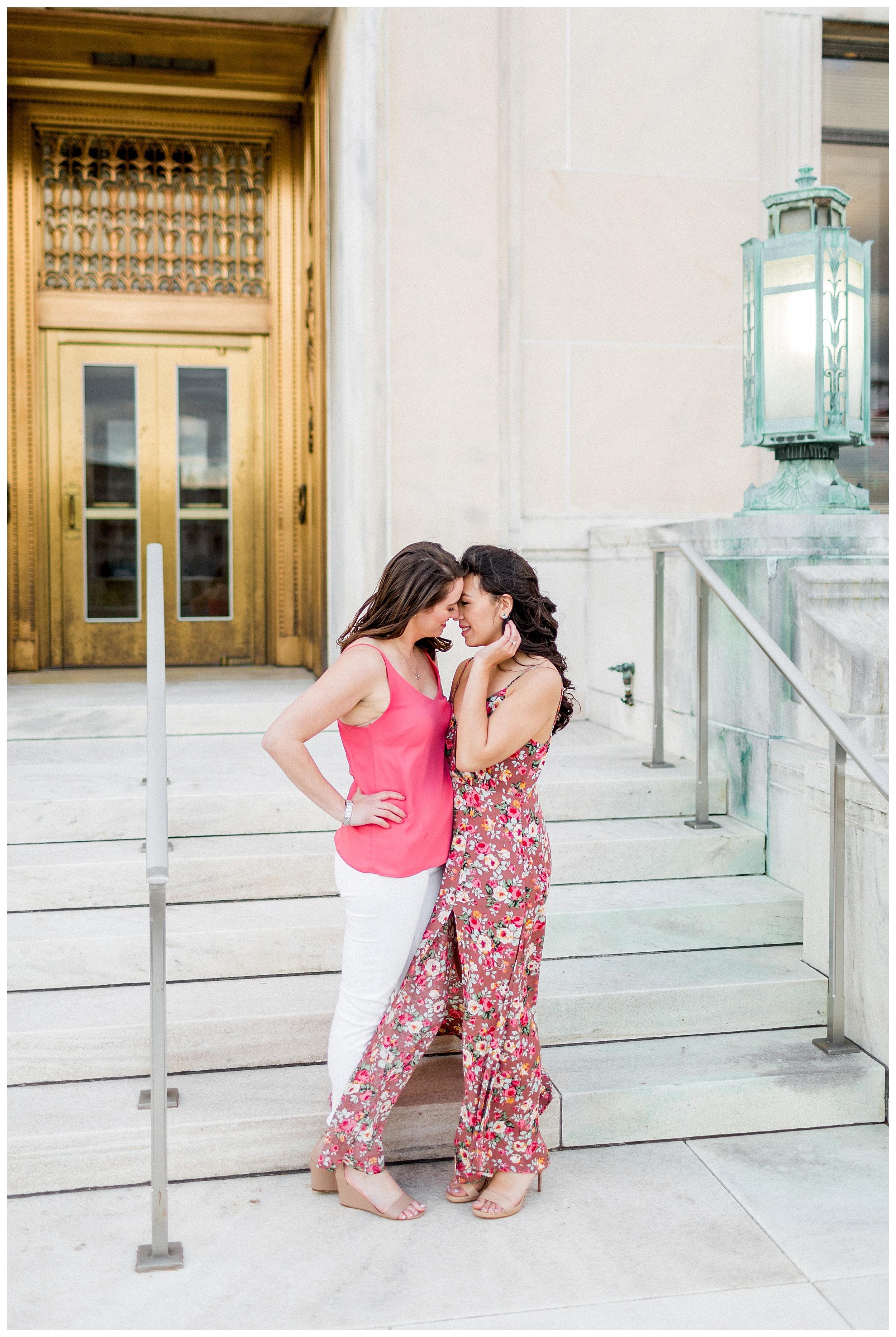 Same Sex DC Engagement | District of Columbia Wedding Photographer Kir Tuben_0025.jpg