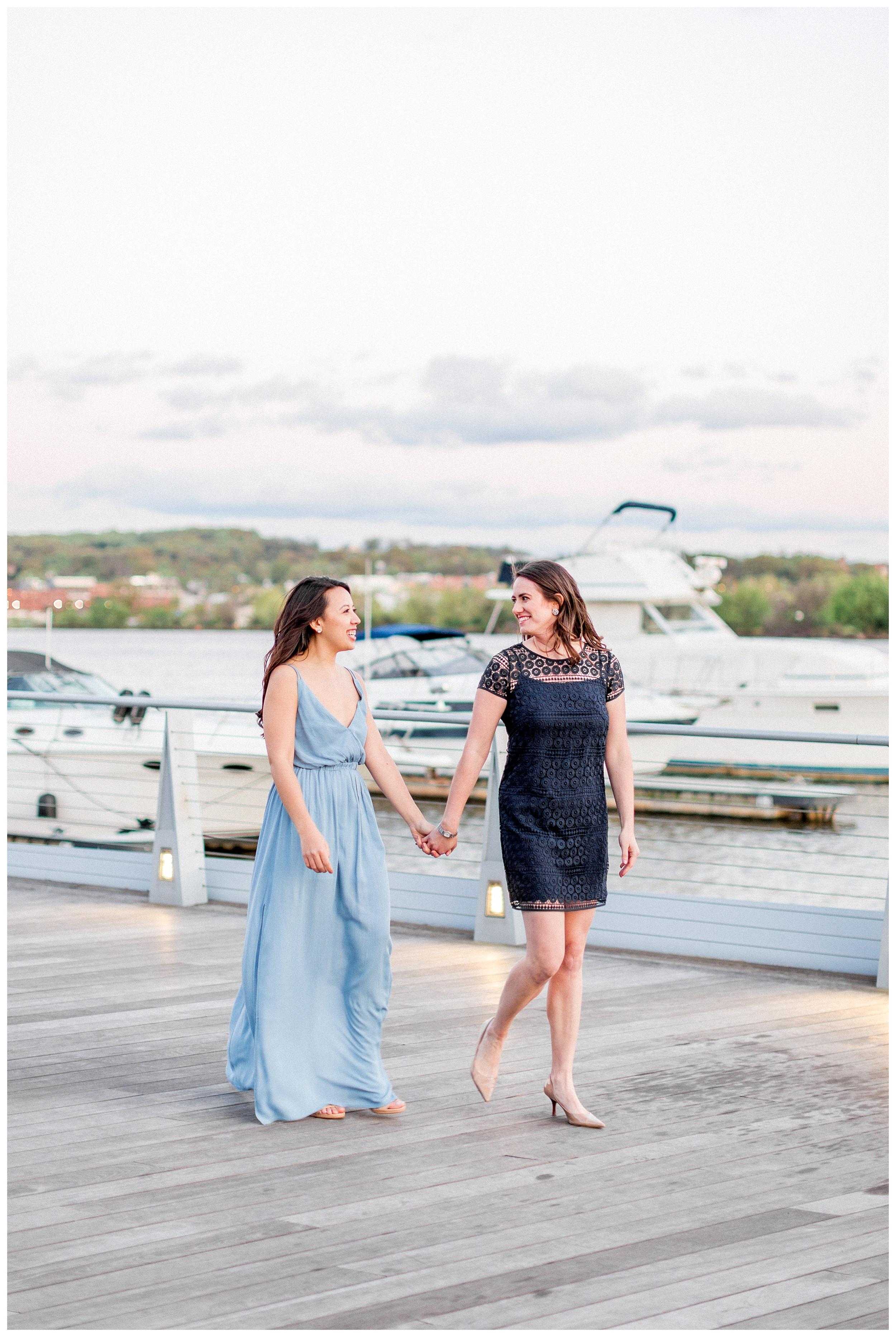 Same Sex DC Engagement | District of Columbia Wedding Photographer Kir Tuben_0035.jpg