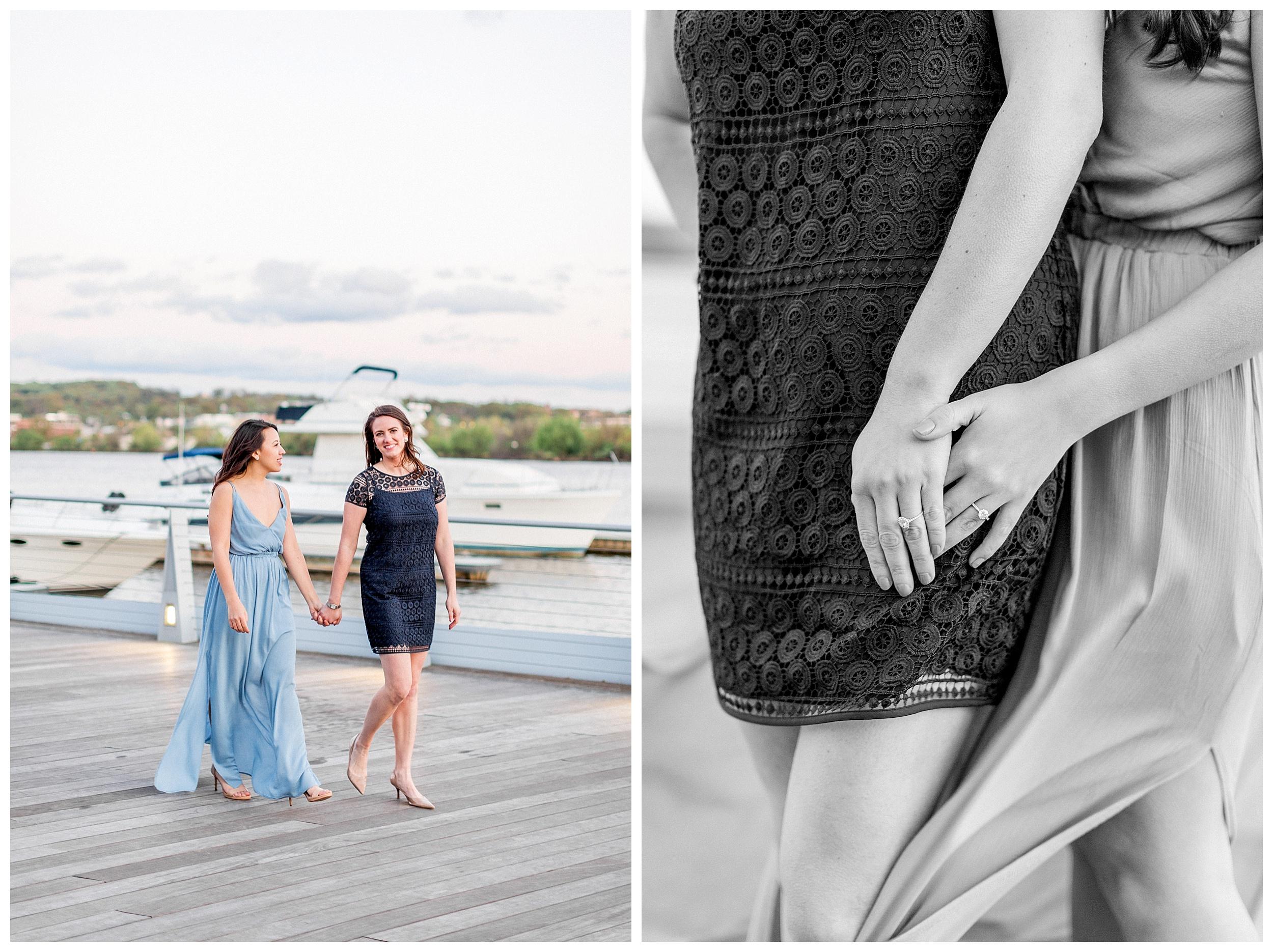 Same Sex DC Engagement | District of Columbia Wedding Photographer Kir Tuben_0038.jpg