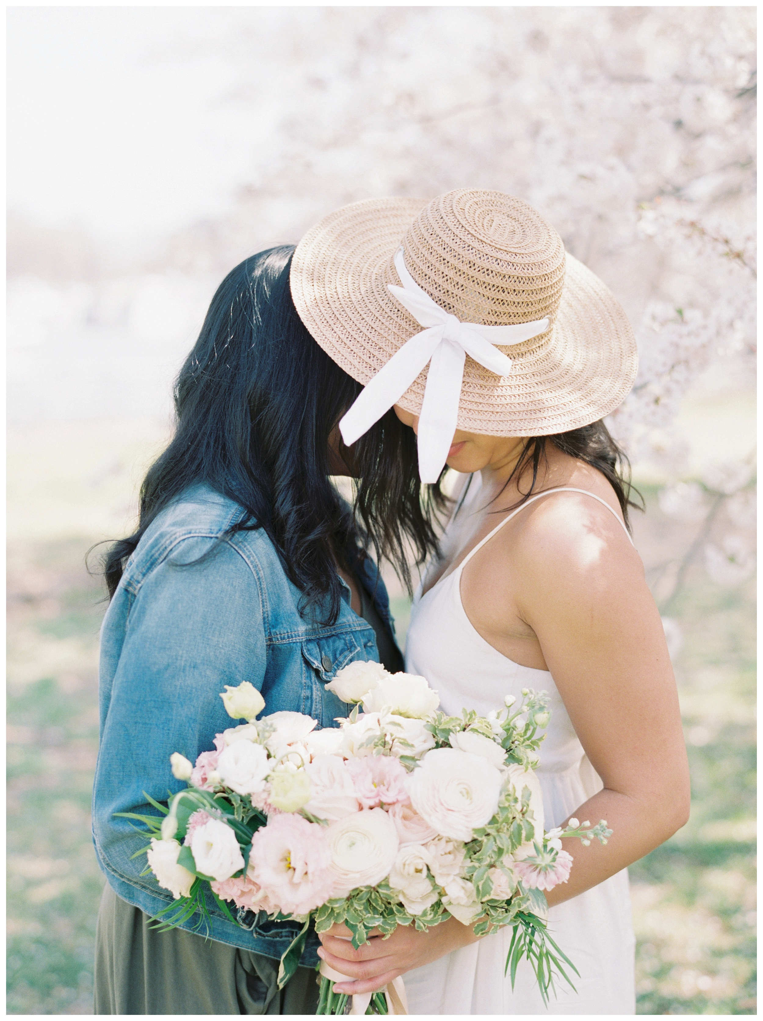 Same Sex DC Engagement | District of Columbia Cherry Blossom Engagement Kir Tuben_0012.jpg