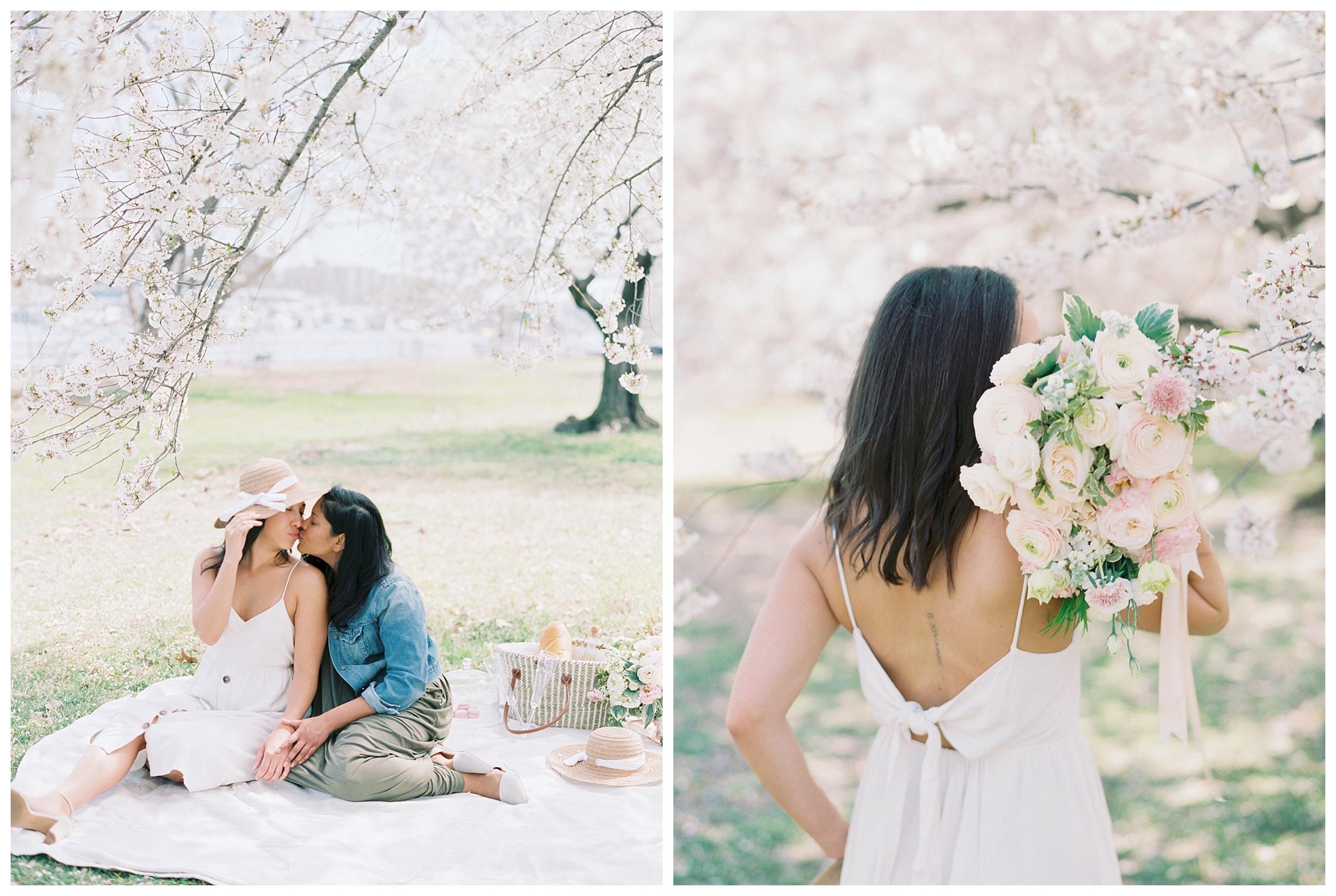 Same Sex DC Engagement | District of Columbia Cherry Blossom Engagement Kir Tuben_0029.jpg