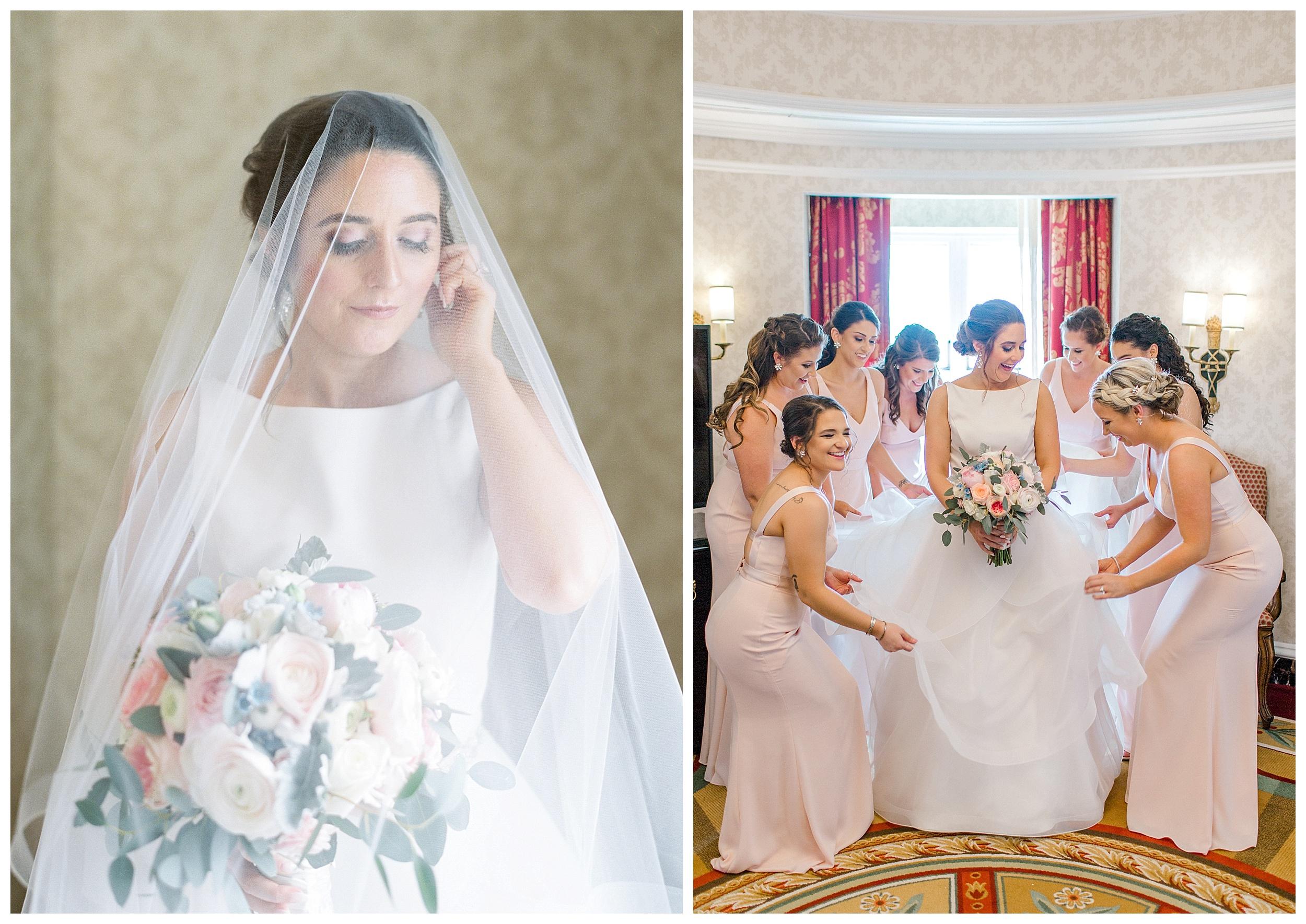 DAR Constitution Hall Wedding Wedding | Daughters of the American Revolution Wedding | District of Columbia Film Wedding Photographer Kir Tuben_0022.jpg