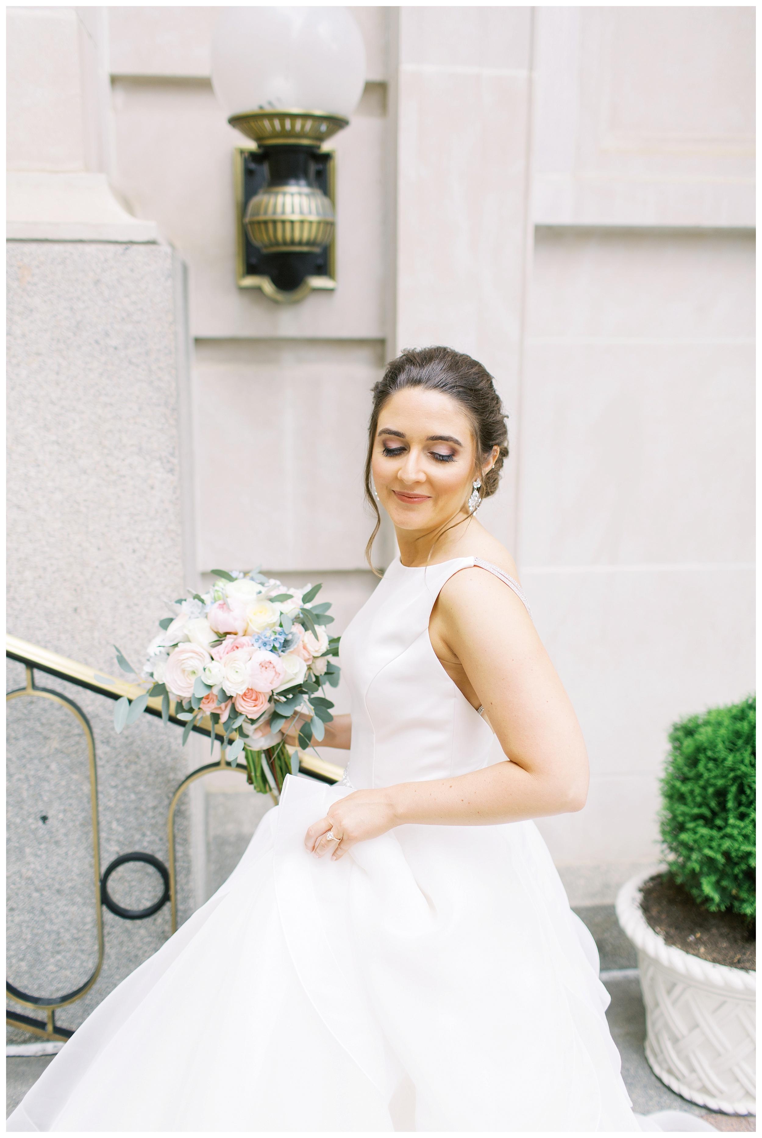 DAR Constitution Hall Wedding Wedding | Daughters of the American Revolution Wedding | District of Columbia Film Wedding Photographer Kir Tuben_0037.jpg