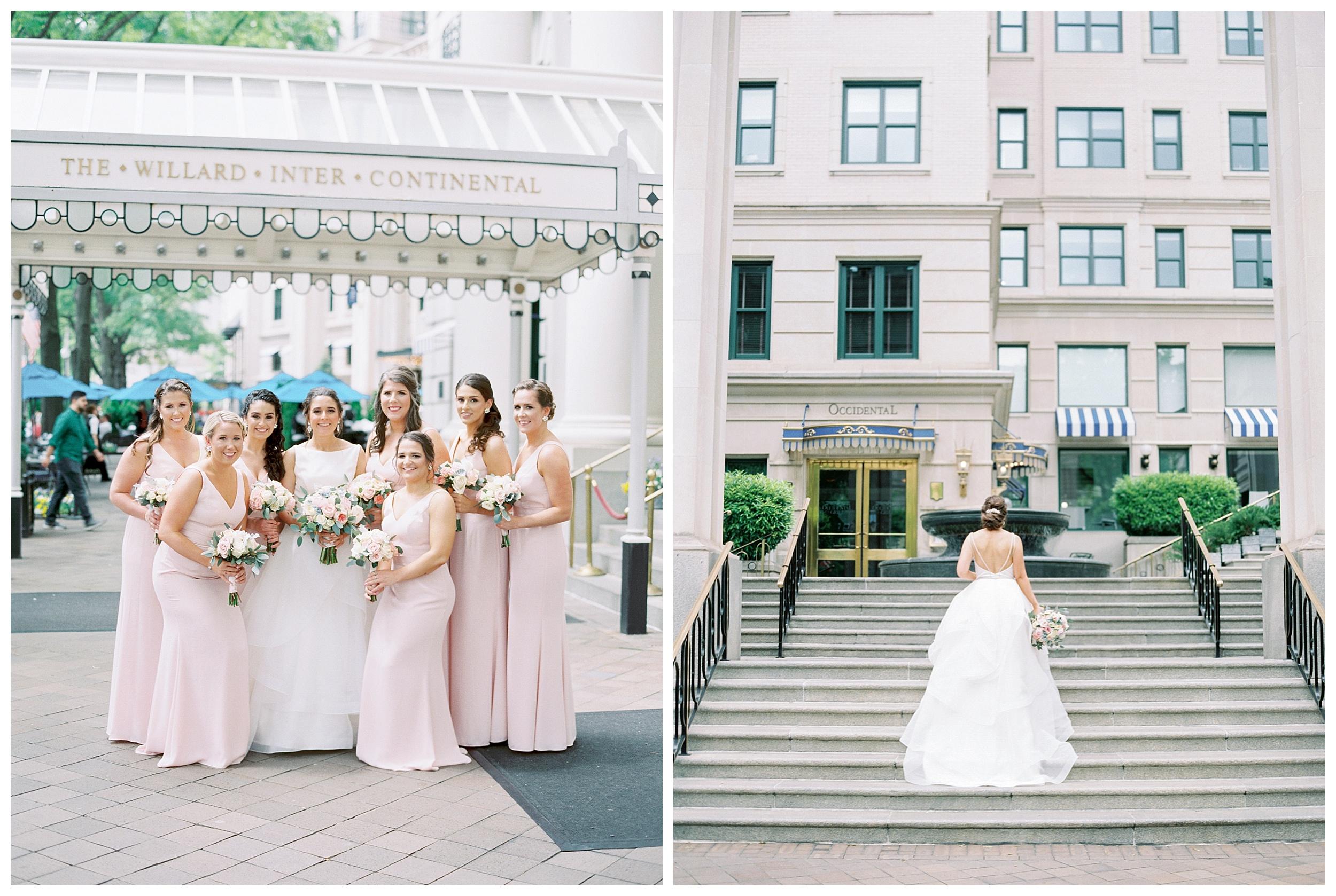 DAR Constitution Hall Wedding Wedding | Daughters of the American Revolution Wedding | District of Columbia Film Wedding Photographer Kir Tuben_0042.jpg
