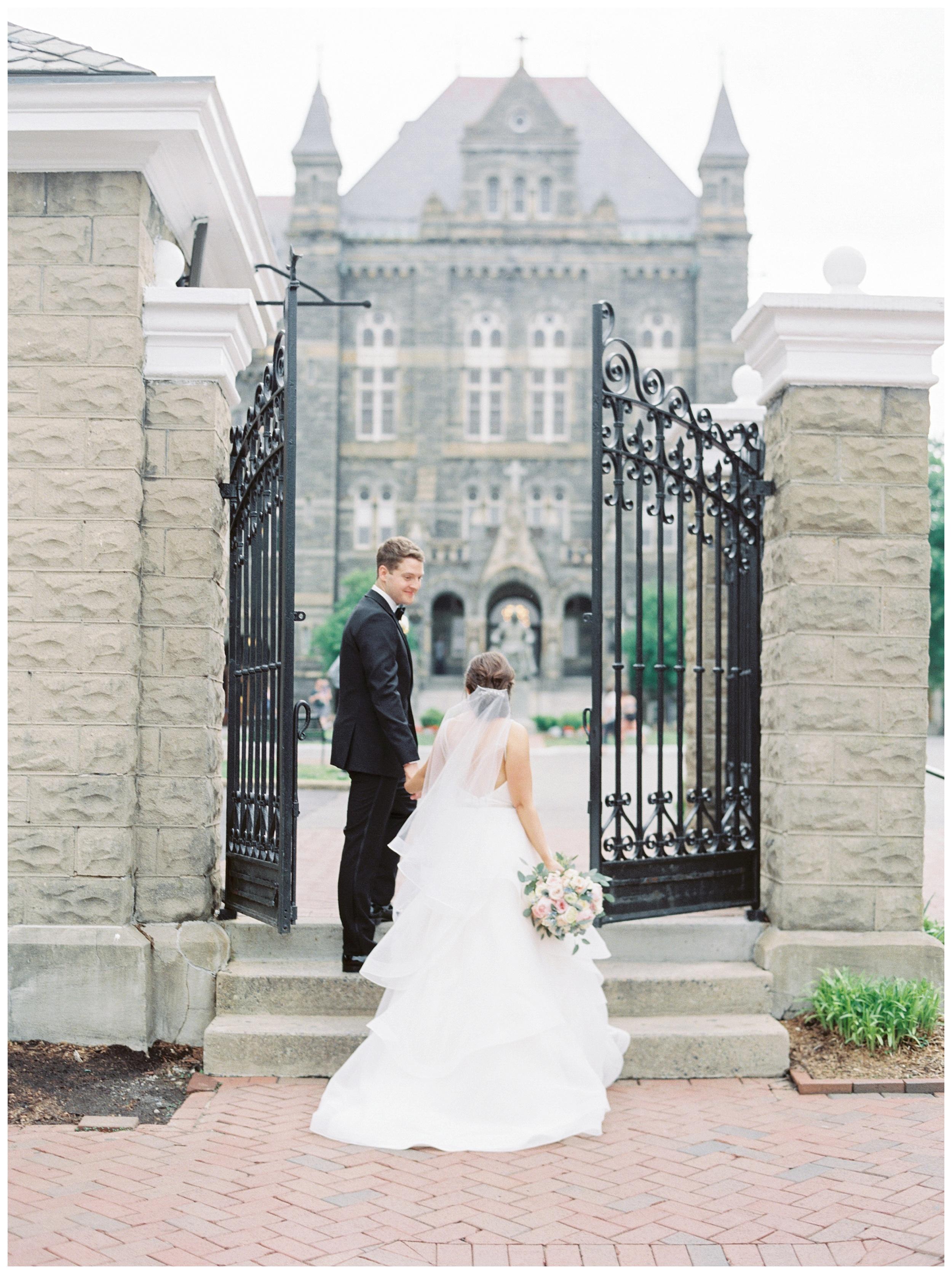 DAR Constitution Hall Wedding Wedding | Daughters of the American Revolution Wedding | District of Columbia Film Wedding Photographer Kir Tuben_0062.jpg