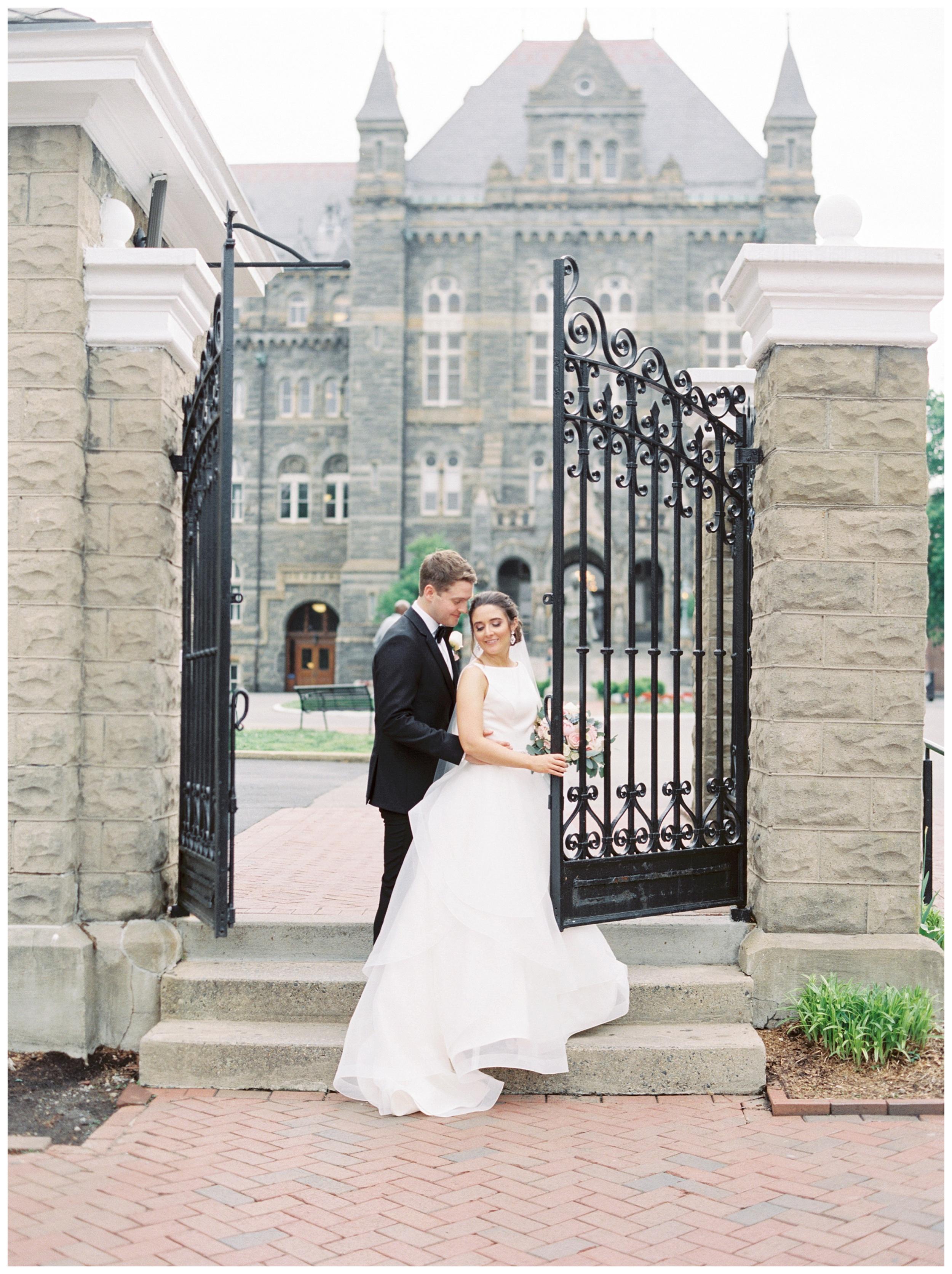 DAR Constitution Hall Wedding Wedding | Daughters of the American Revolution Wedding | District of Columbia Film Wedding Photographer Kir Tuben_0064.jpg