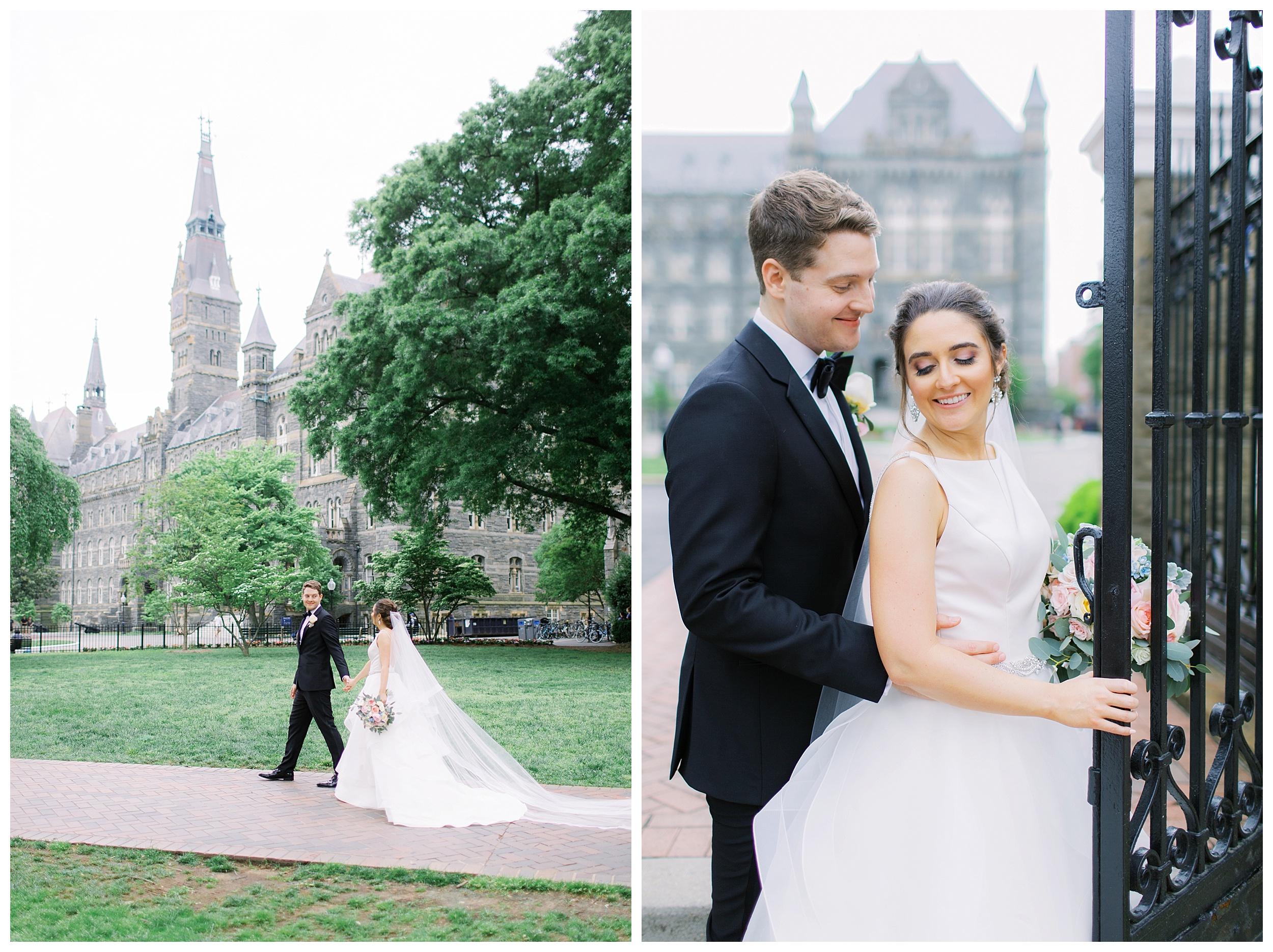 DAR Constitution Hall Wedding Wedding | Daughters of the American Revolution Wedding | District of Columbia Film Wedding Photographer Kir Tuben_0071.jpg