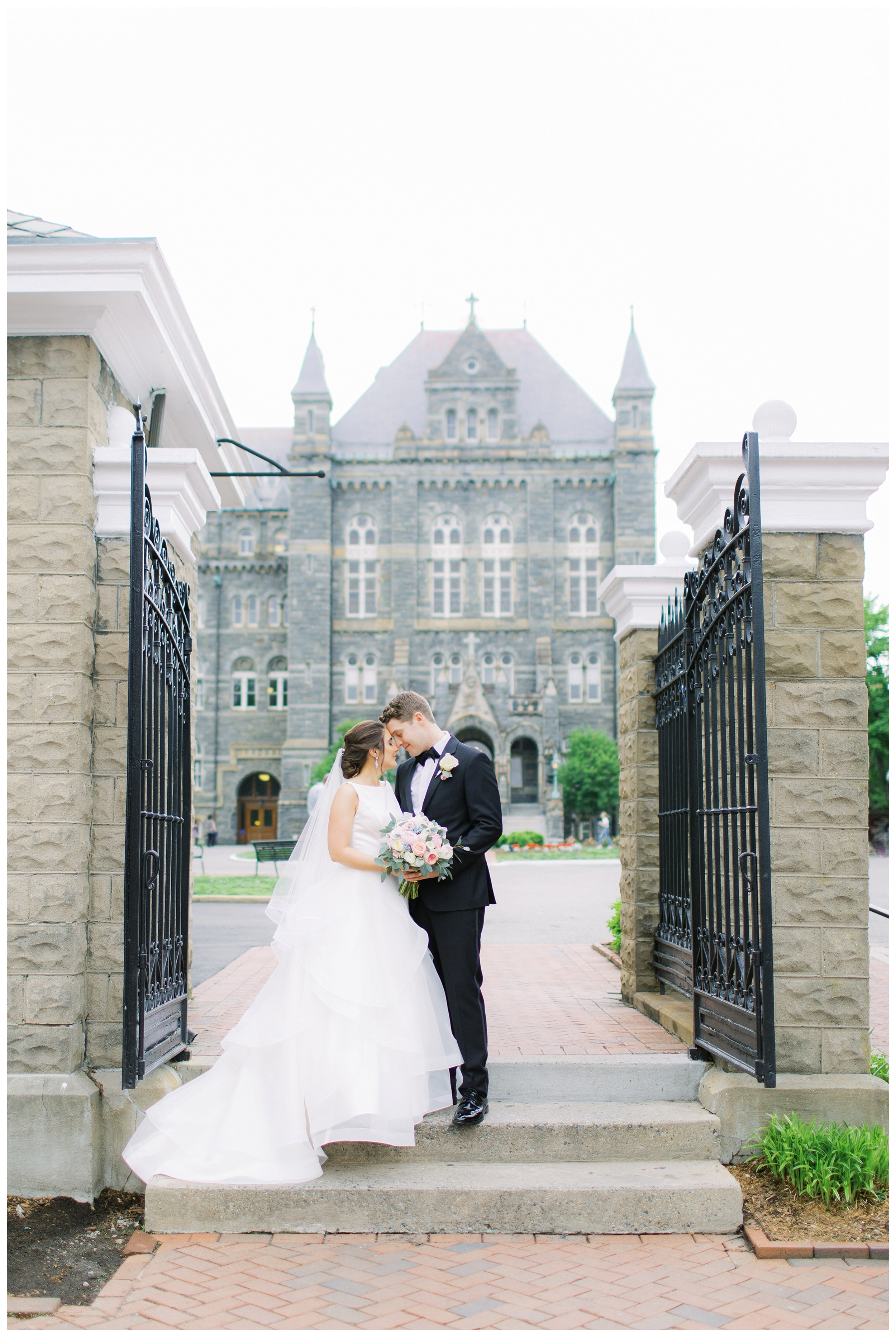 DAR Constitution Hall Wedding Wedding | Daughters of the American Revolution Wedding | District of Columbia Film Wedding Photographer Kir Tuben_0070.jpg