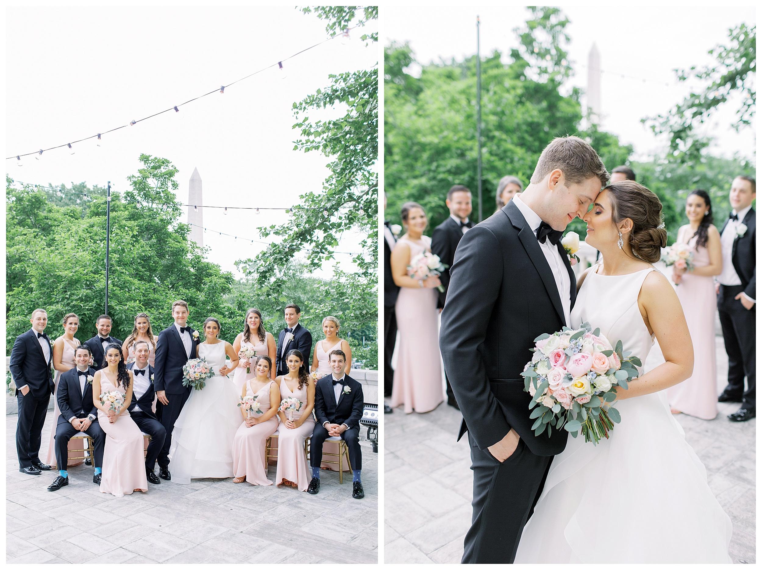 DAR Constitution Hall Wedding Wedding | Daughters of the American Revolution Wedding | District of Columbia Film Wedding Photographer Kir Tuben_0073.jpg