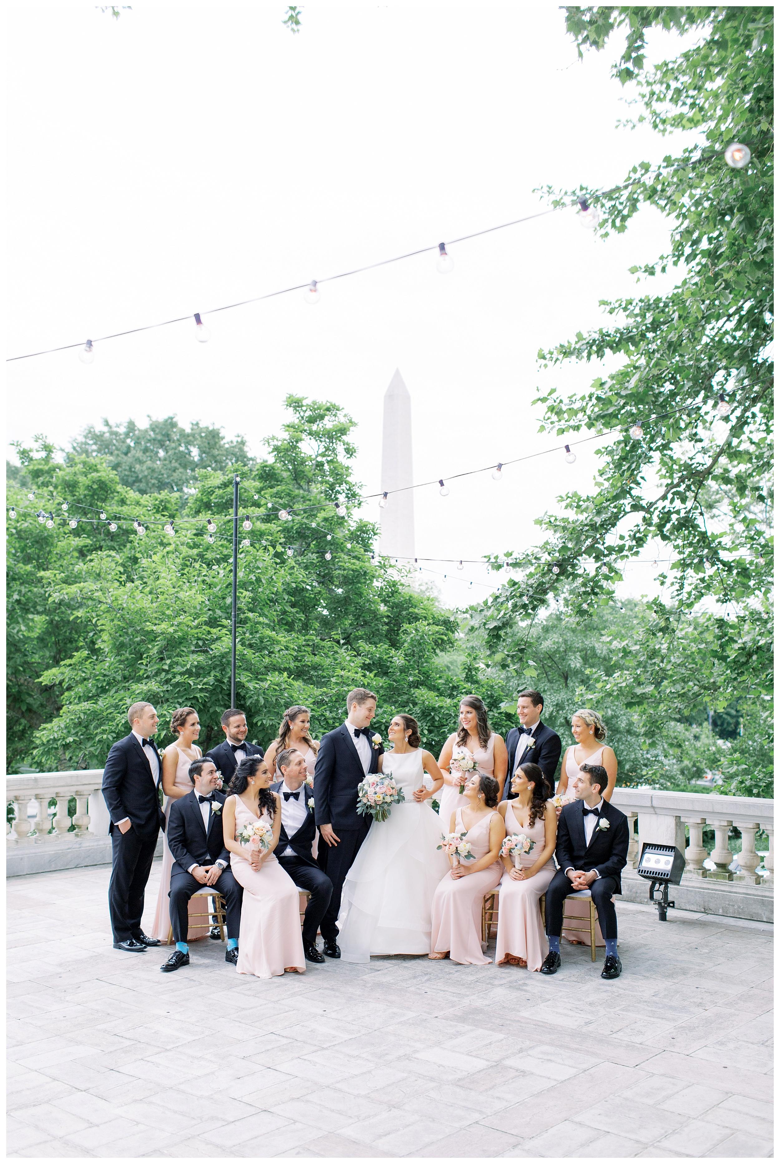 DAR Constitution Hall Wedding Wedding | Daughters of the American Revolution Wedding | District of Columbia Film Wedding Photographer Kir Tuben_0072.jpg