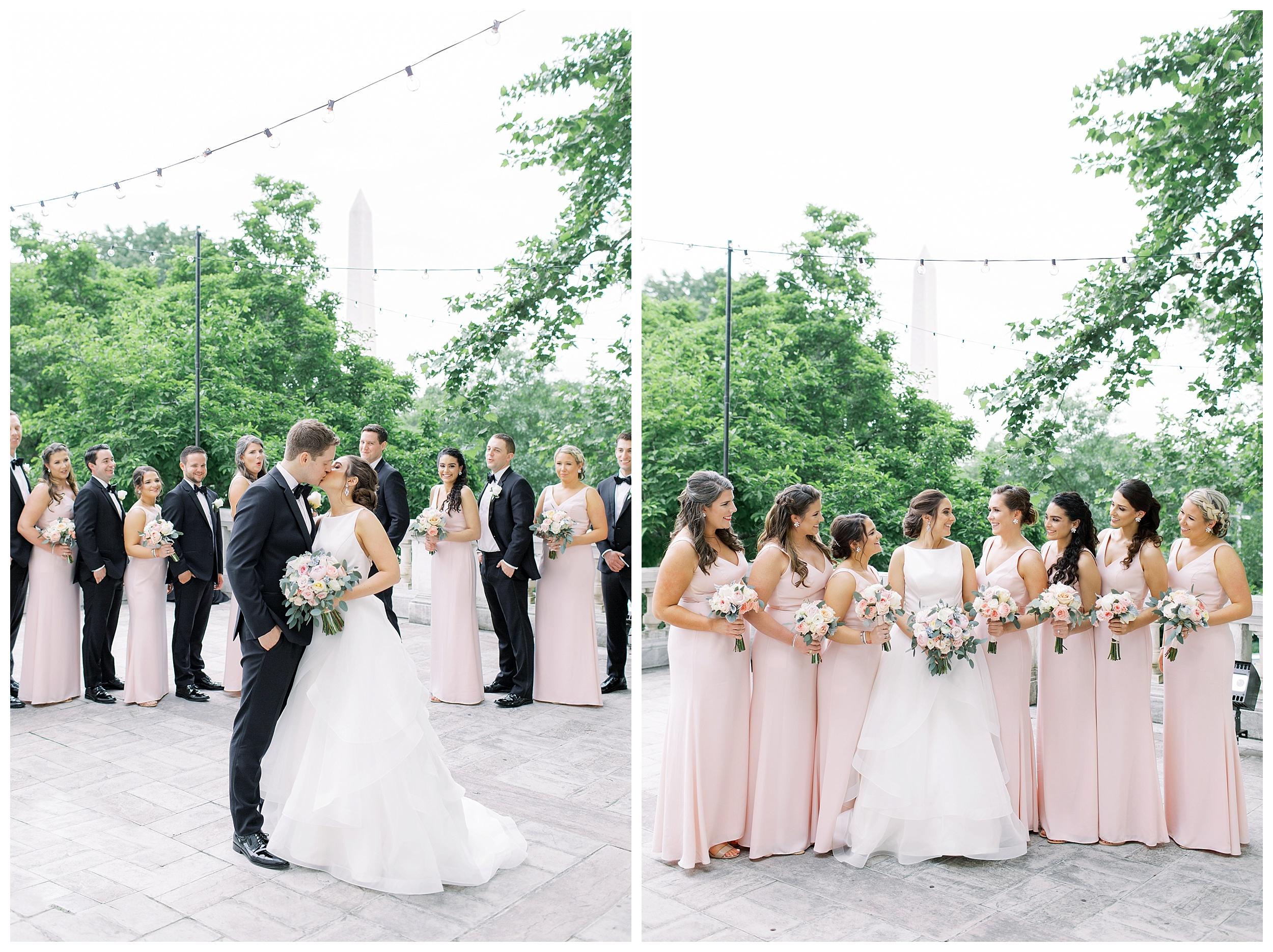DAR Constitution Hall Wedding Wedding | Daughters of the American Revolution Wedding | District of Columbia Film Wedding Photographer Kir Tuben_0076.jpg