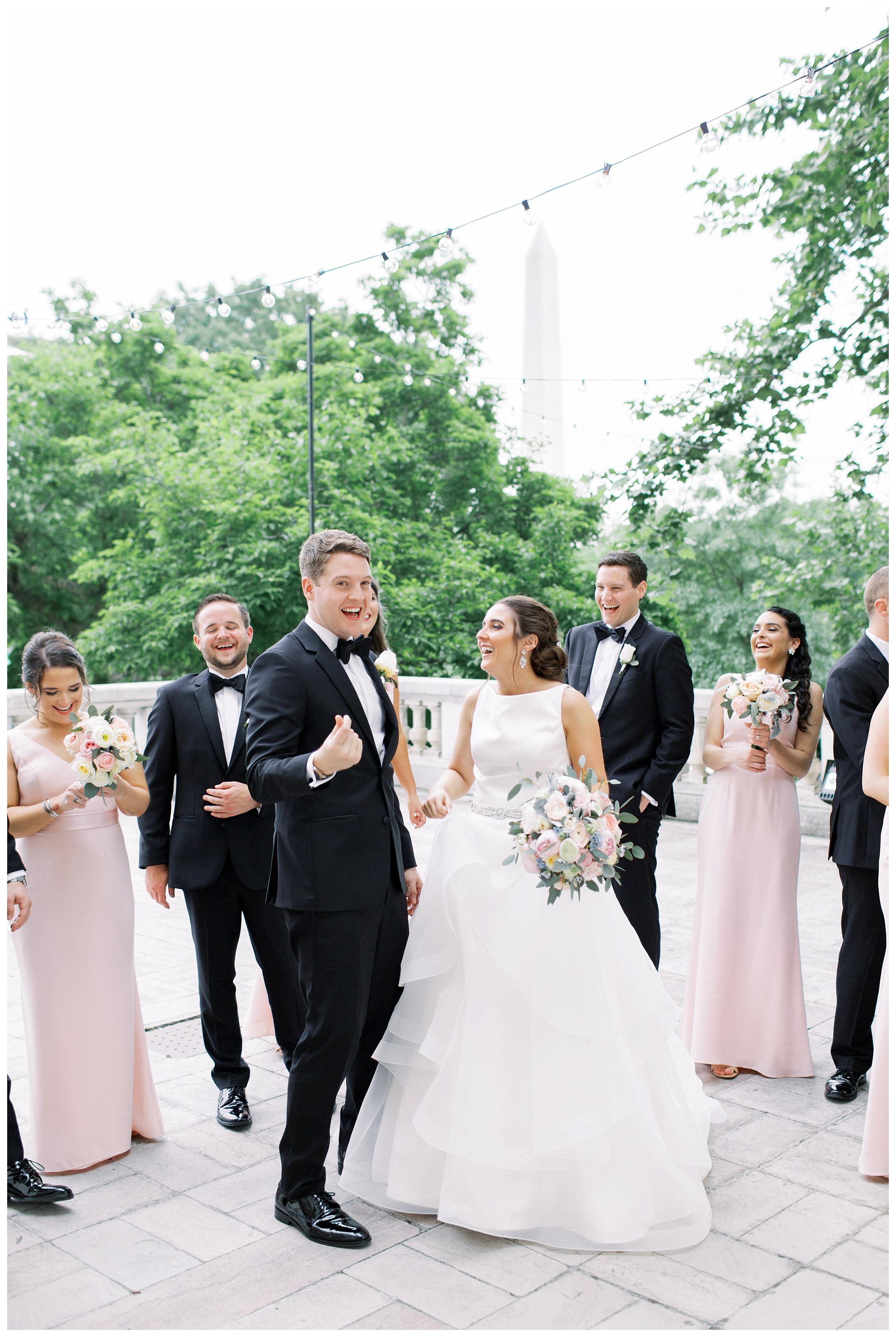 DAR Constitution Hall Wedding Wedding | Daughters of the American Revolution Wedding | District of Columbia Film Wedding Photographer Kir Tuben_0077.jpg