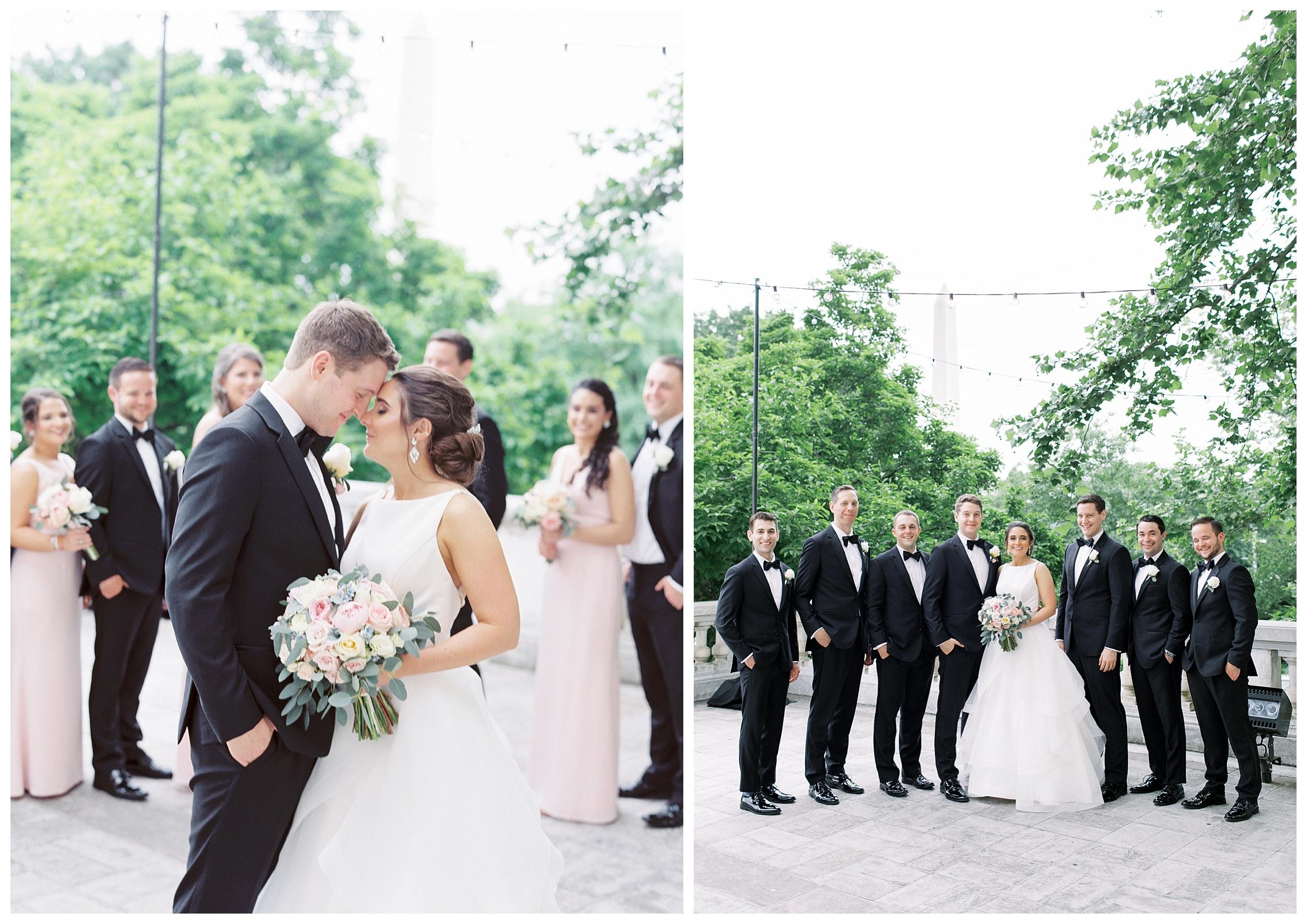 DAR Constitution Hall Wedding Wedding | Daughters of the American Revolution Wedding | District of Columbia Film Wedding Photographer Kir Tuben_0078.jpg