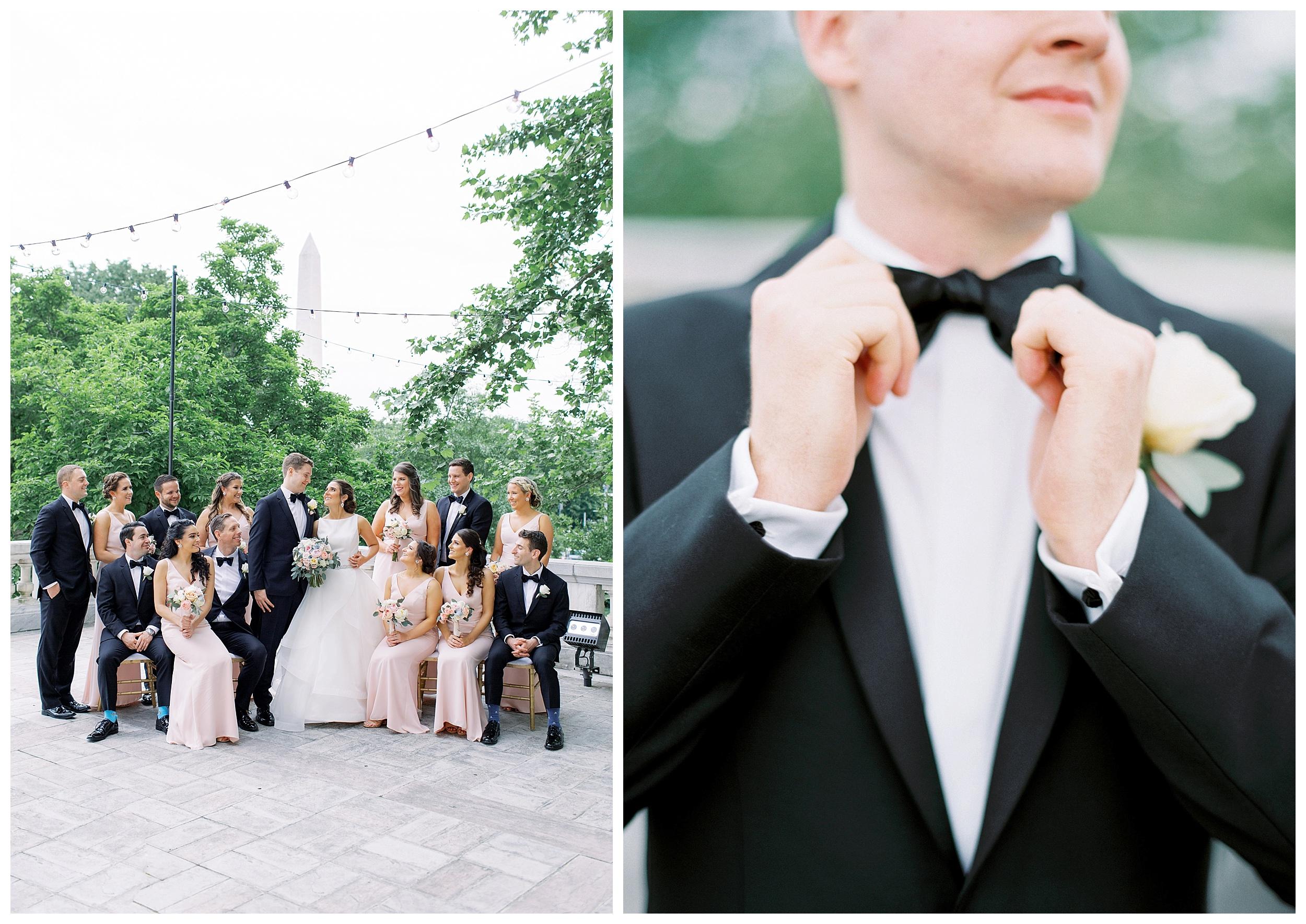DAR Constitution Hall Wedding Wedding | Daughters of the American Revolution Wedding | District of Columbia Film Wedding Photographer Kir Tuben_0080.jpg