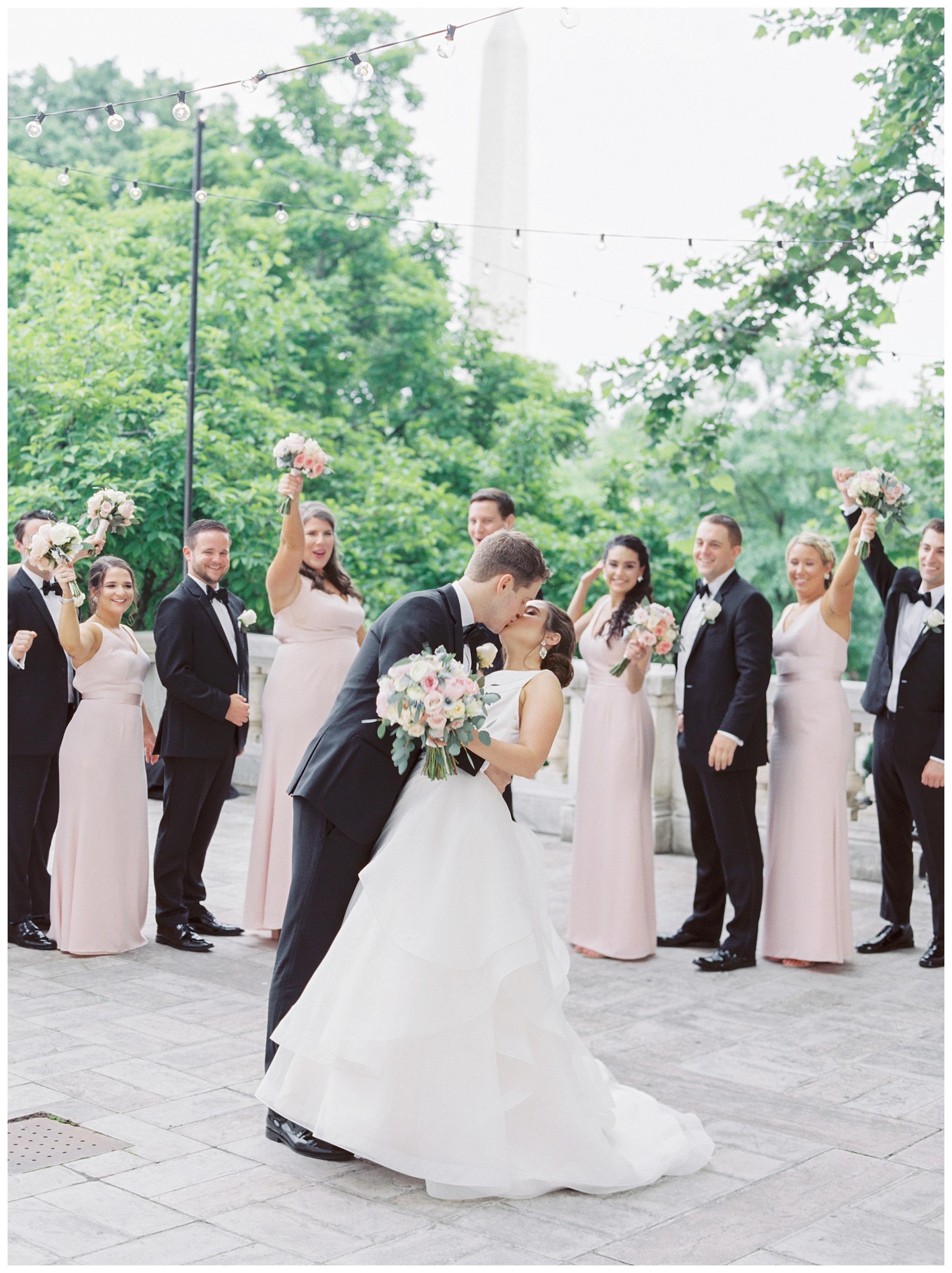 DAR Constitution Hall Wedding Wedding | Daughters of the American Revolution Wedding | District of Columbia Film Wedding Photographer Kir Tuben_0081.jpg