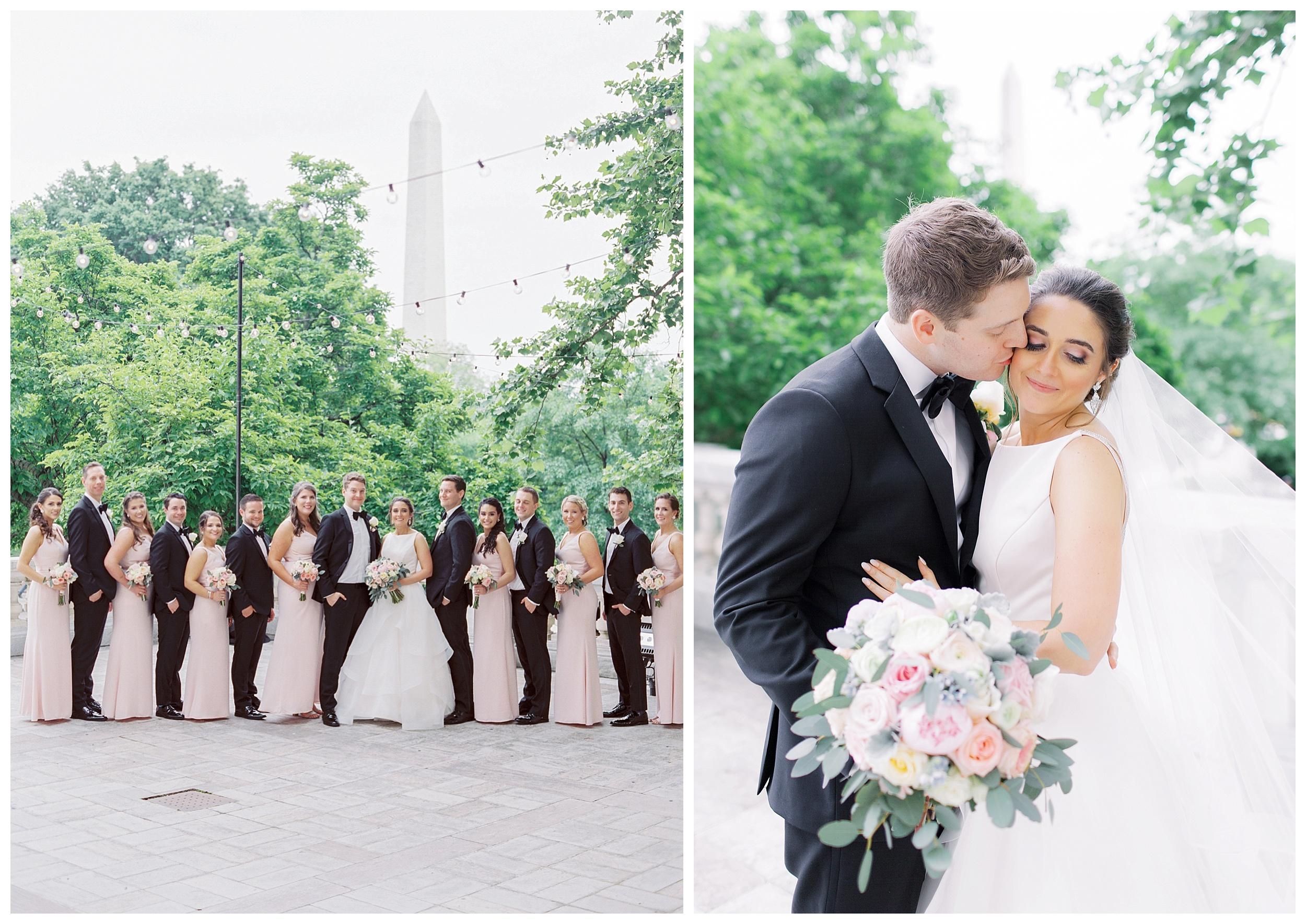 DAR Constitution Hall Wedding Wedding | Daughters of the American Revolution Wedding | District of Columbia Film Wedding Photographer Kir Tuben_0084.jpg