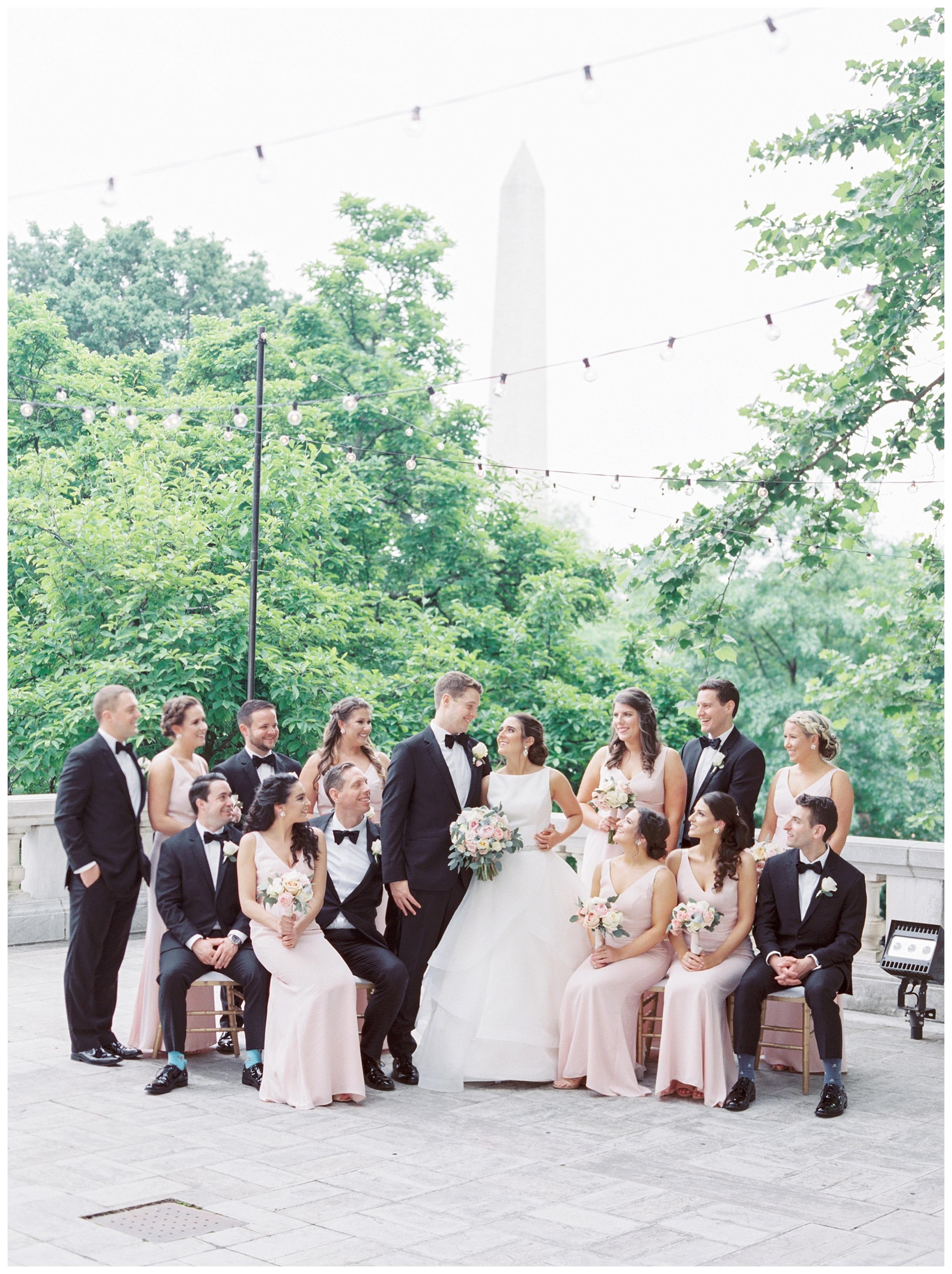 DAR Constitution Hall Wedding Wedding | Daughters of the American Revolution Wedding | District of Columbia Film Wedding Photographer Kir Tuben_0086.jpg