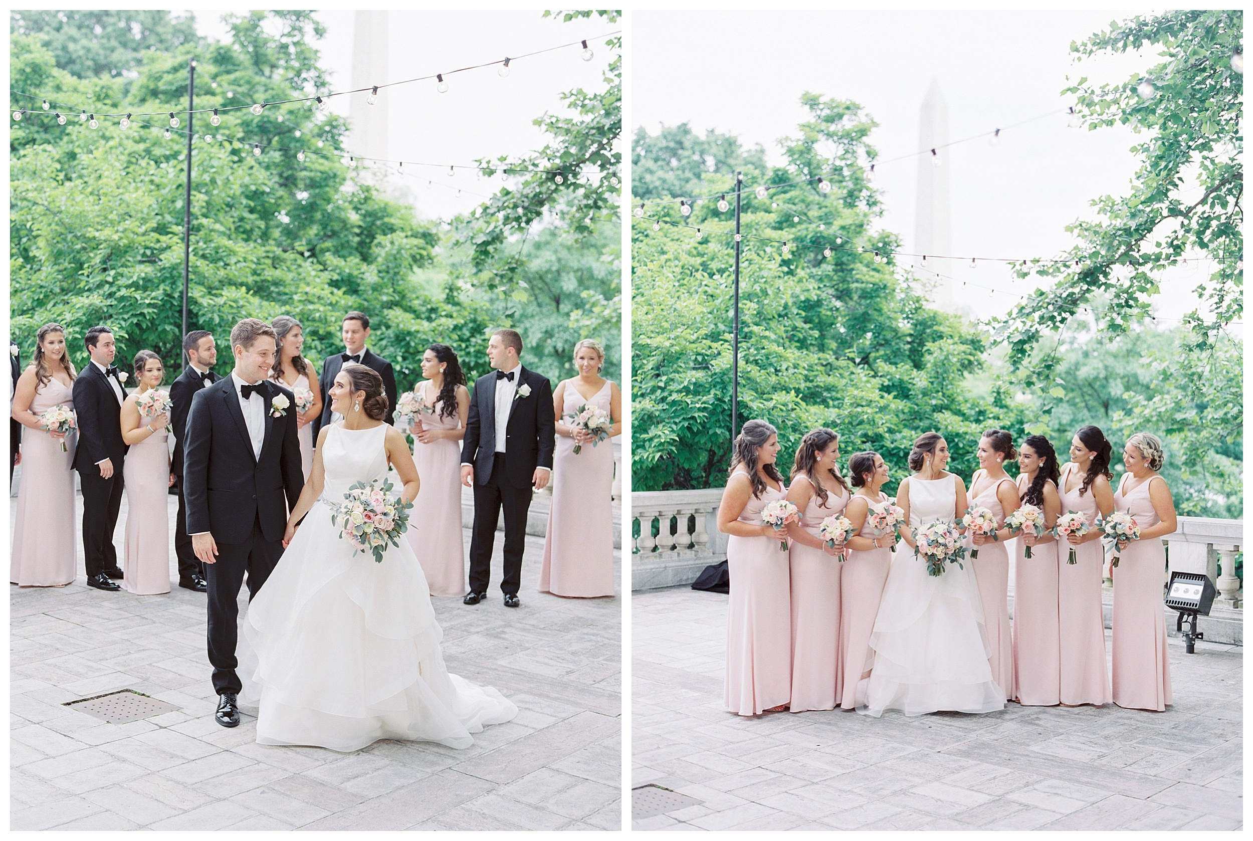 DAR Constitution Hall Wedding Wedding | Daughters of the American Revolution Wedding | District of Columbia Film Wedding Photographer Kir Tuben_0088.jpg