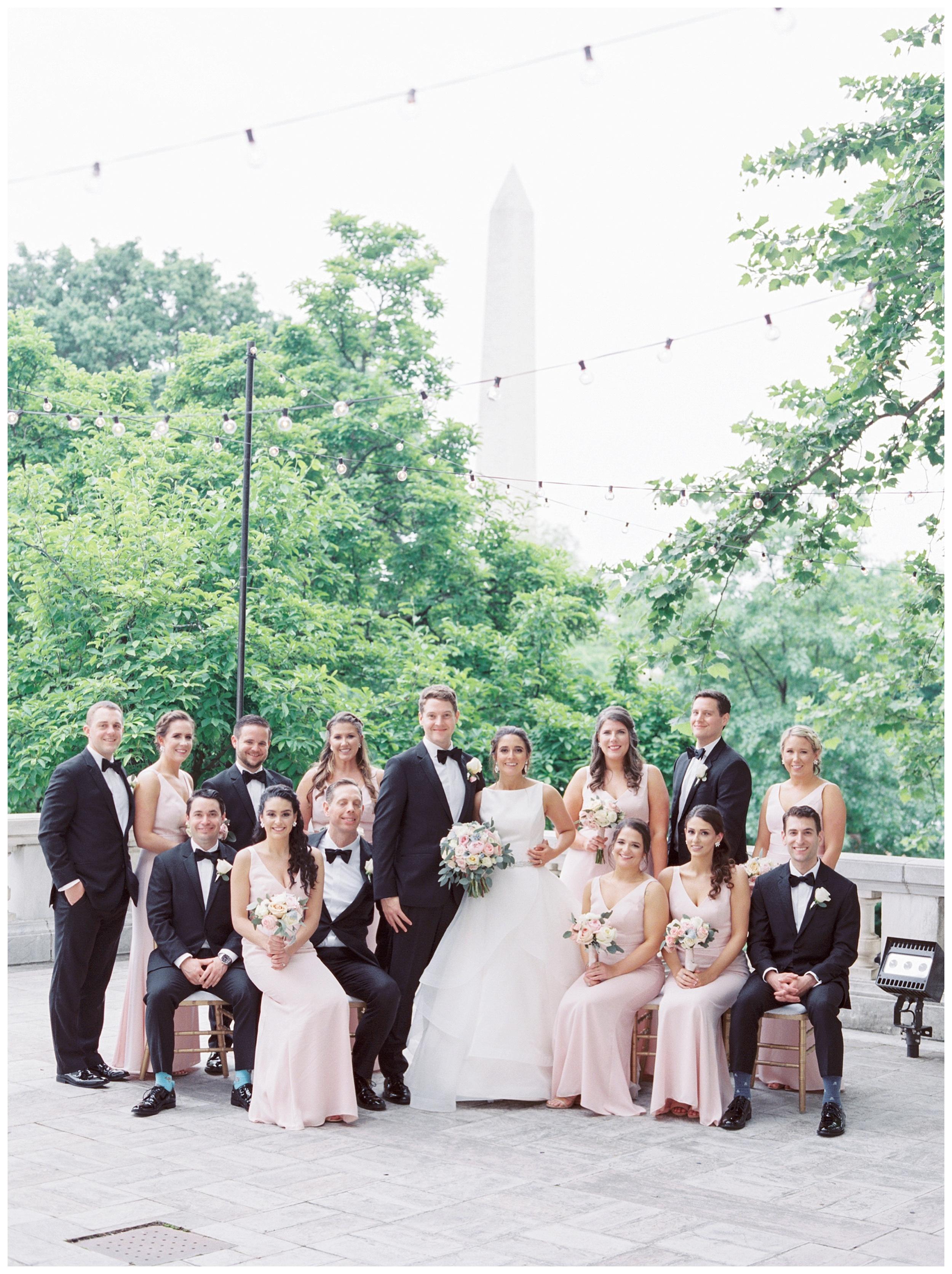 DAR Constitution Hall Wedding Wedding | Daughters of the American Revolution Wedding | District of Columbia Film Wedding Photographer Kir Tuben_0089.jpg