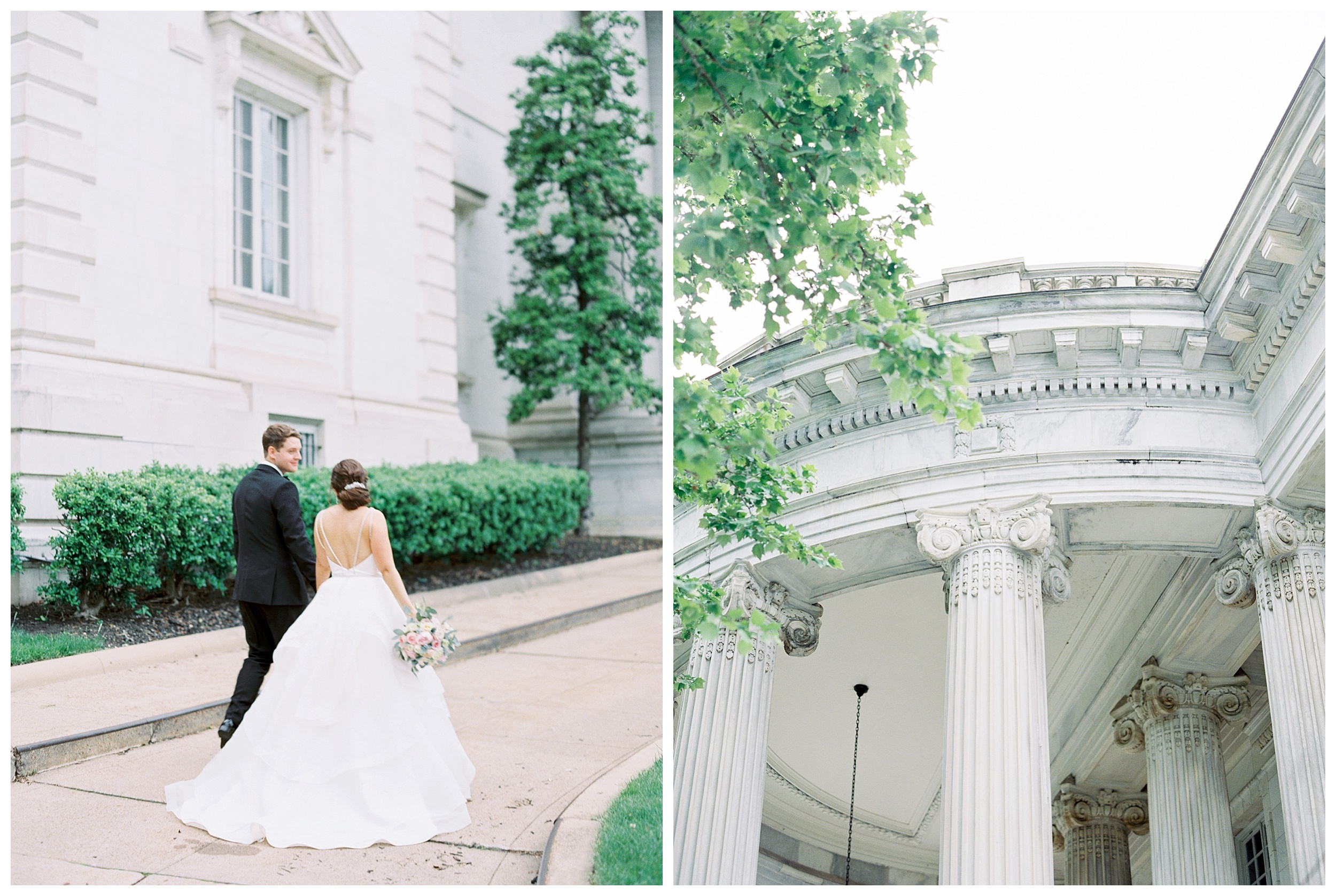 DAR Constitution Hall Wedding Wedding | Daughters of the American Revolution Wedding | District of Columbia Film Wedding Photographer Kir Tuben_0091.jpg