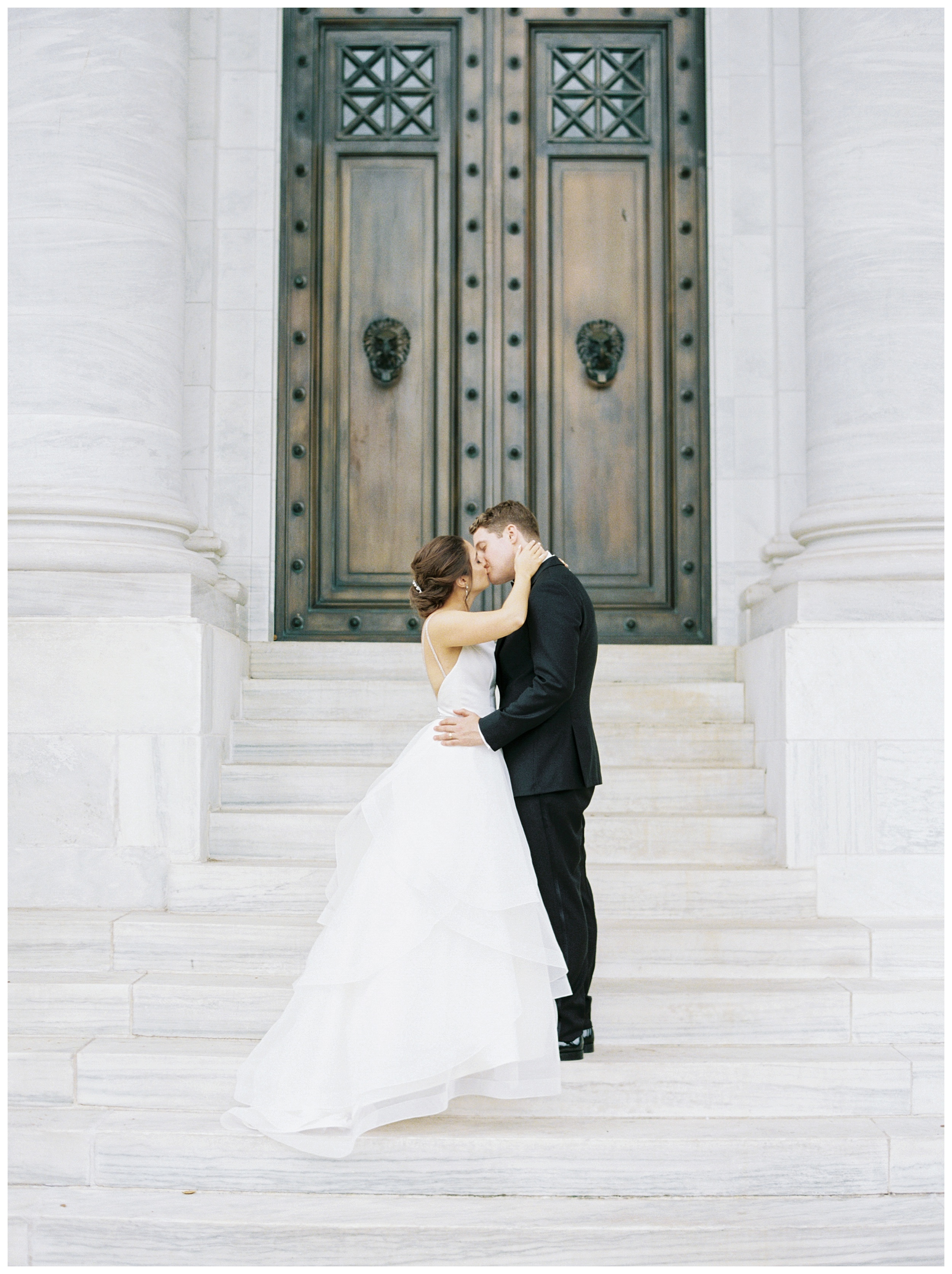 DAR Constitution Hall Wedding Wedding | Daughters of the American Revolution Wedding | District of Columbia Film Wedding Photographer Kir Tuben_0094.jpg