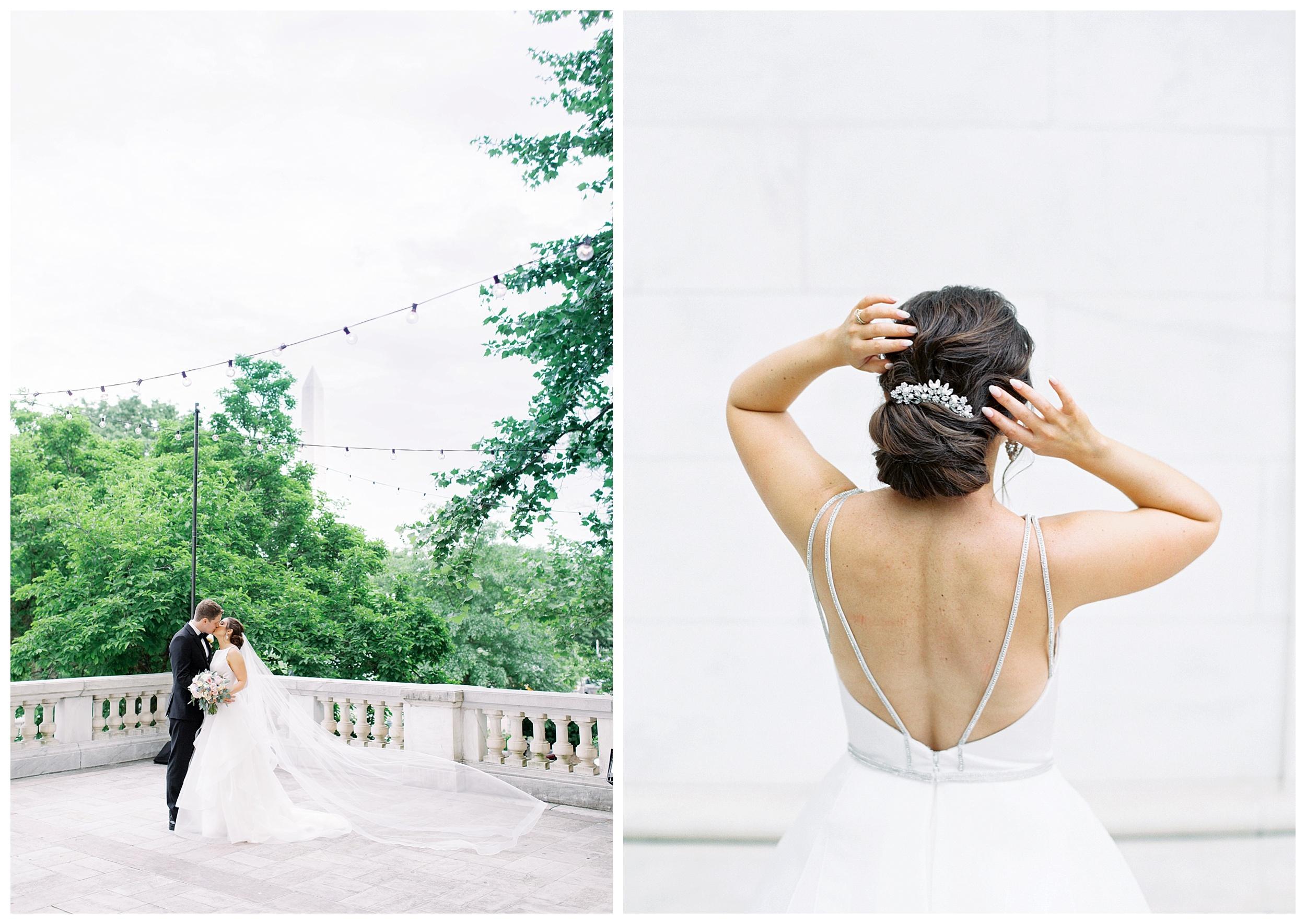 DAR Constitution Hall Wedding Wedding | Daughters of the American Revolution Wedding | District of Columbia Film Wedding Photographer Kir Tuben_0099.jpg