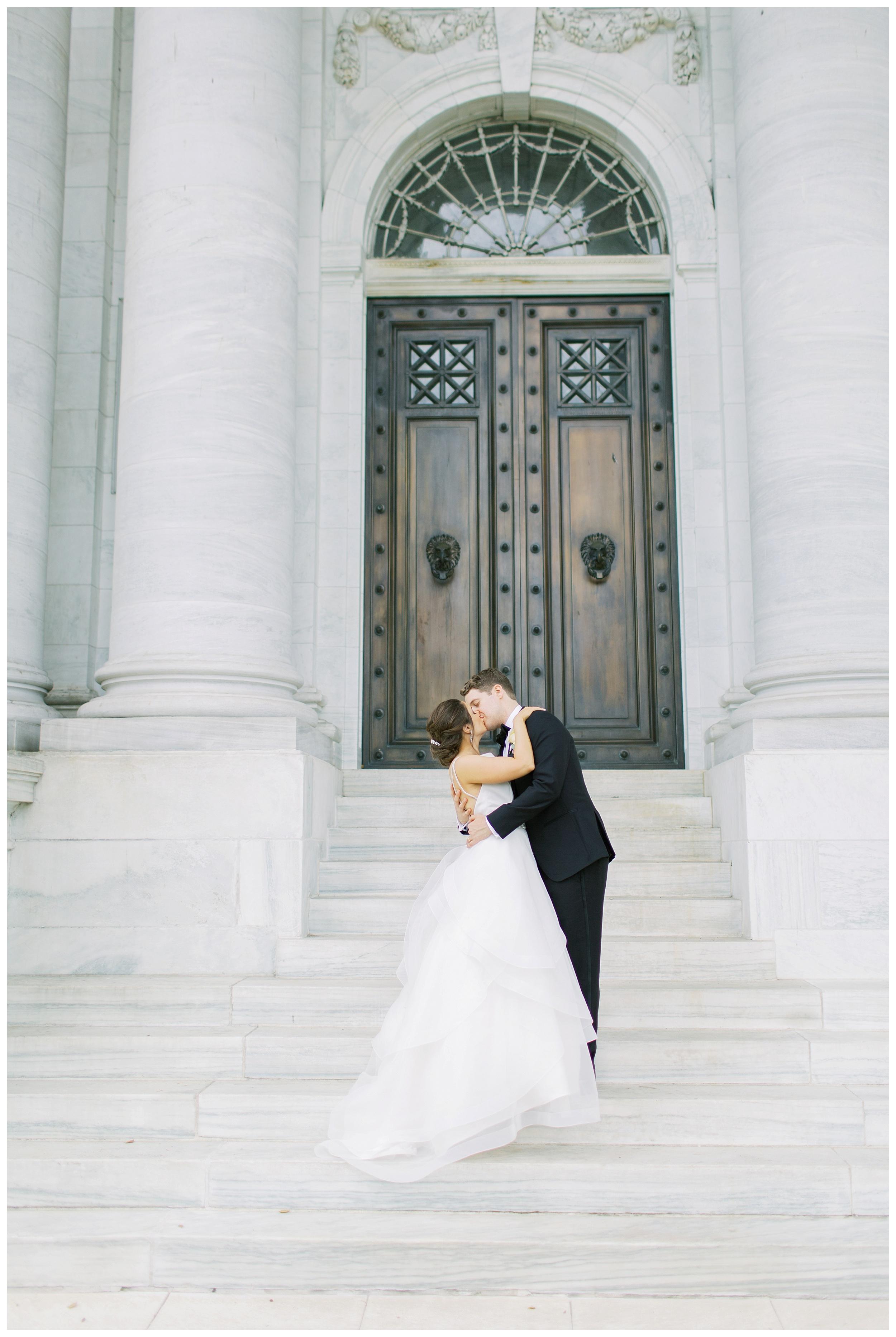 DAR Constitution Hall Wedding Wedding | Daughters of the American Revolution Wedding | District of Columbia Film Wedding Photographer Kir Tuben_0102.jpg