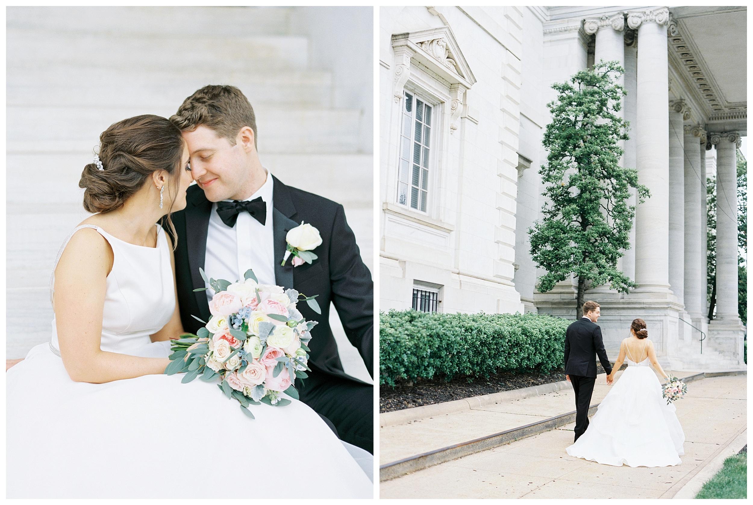 DAR Constitution Hall Wedding Wedding | Daughters of the American Revolution Wedding | District of Columbia Film Wedding Photographer Kir Tuben_0106.jpg