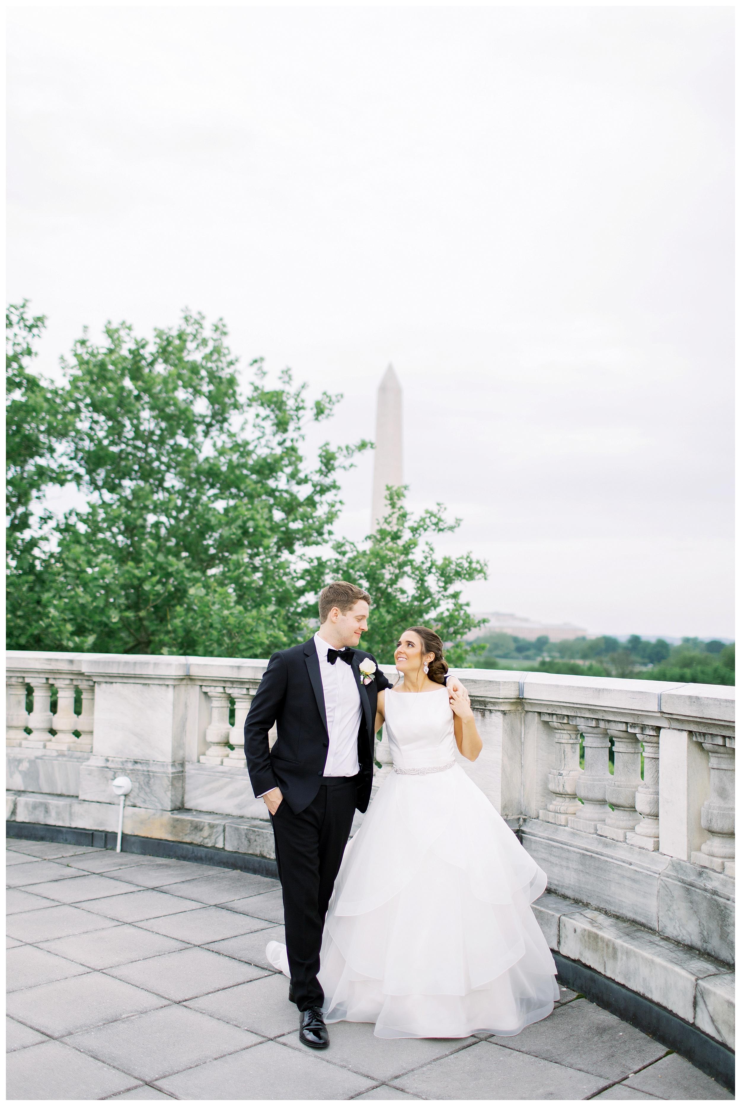 DAR Constitution Hall Wedding Wedding | Daughters of the American Revolution Wedding | District of Columbia Film Wedding Photographer Kir Tuben_0107.jpg