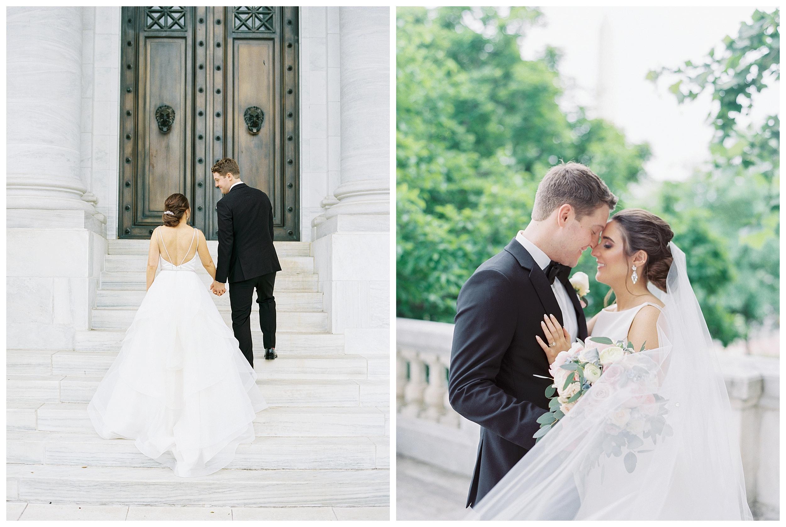 DAR Constitution Hall Wedding Wedding | Daughters of the American Revolution Wedding | District of Columbia Film Wedding Photographer Kir Tuben_0112.jpg