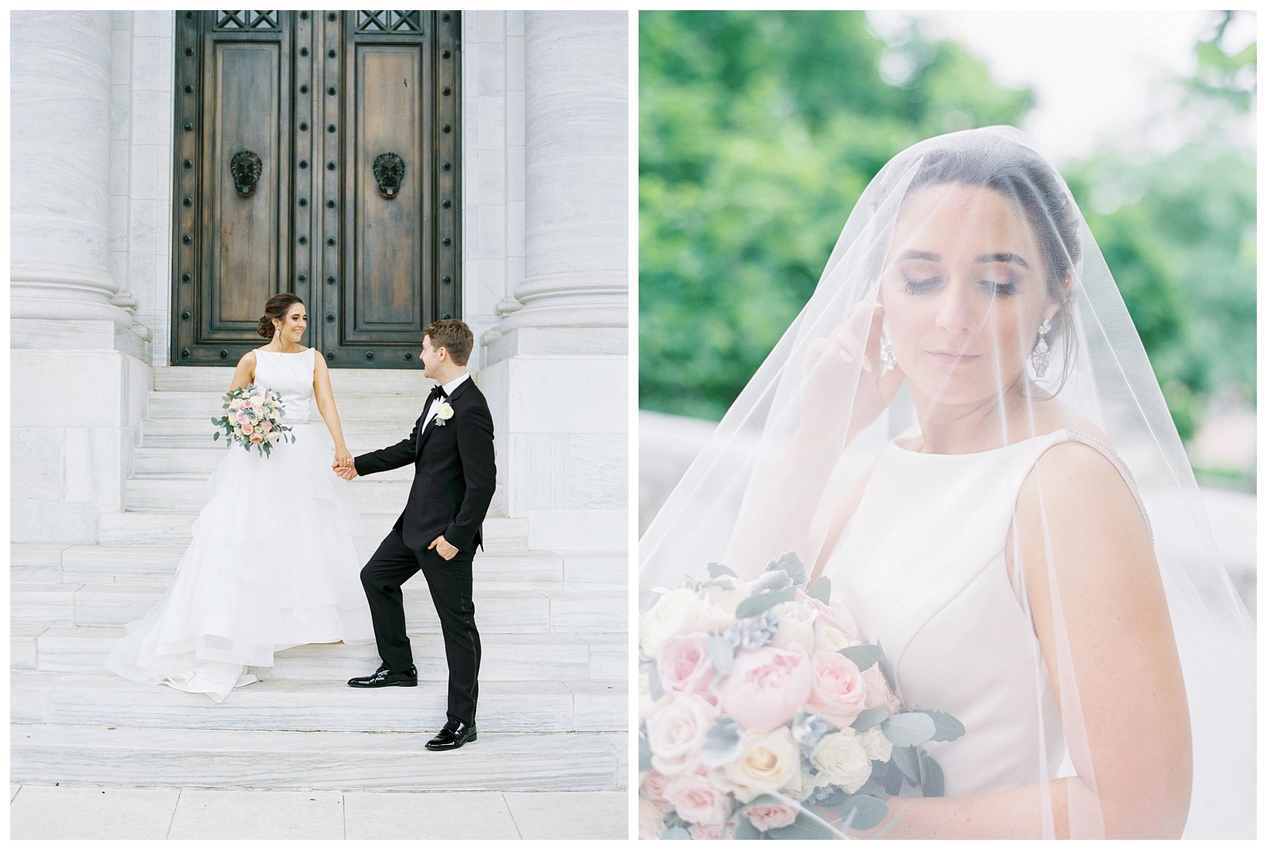 DAR Constitution Hall Wedding Wedding | Daughters of the American Revolution Wedding | District of Columbia Film Wedding Photographer Kir Tuben_0114.jpg
