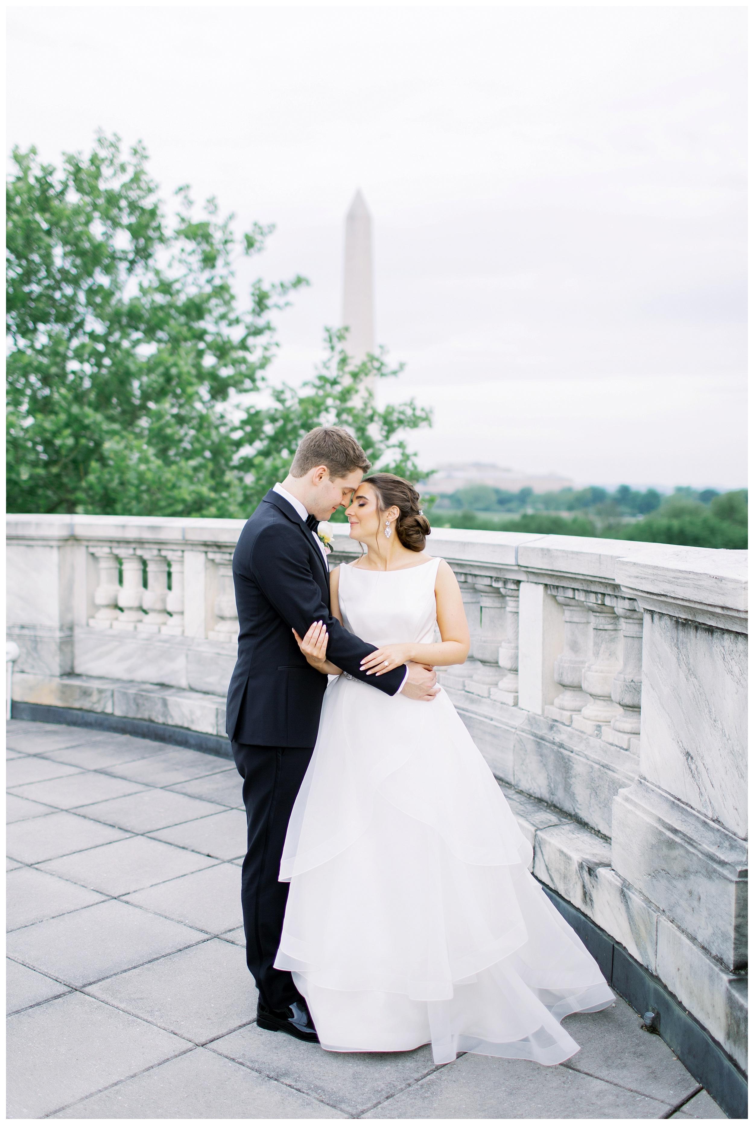 DAR Constitution Hall Wedding Wedding | Daughters of the American Revolution Wedding | District of Columbia Film Wedding Photographer Kir Tuben_0113.jpg