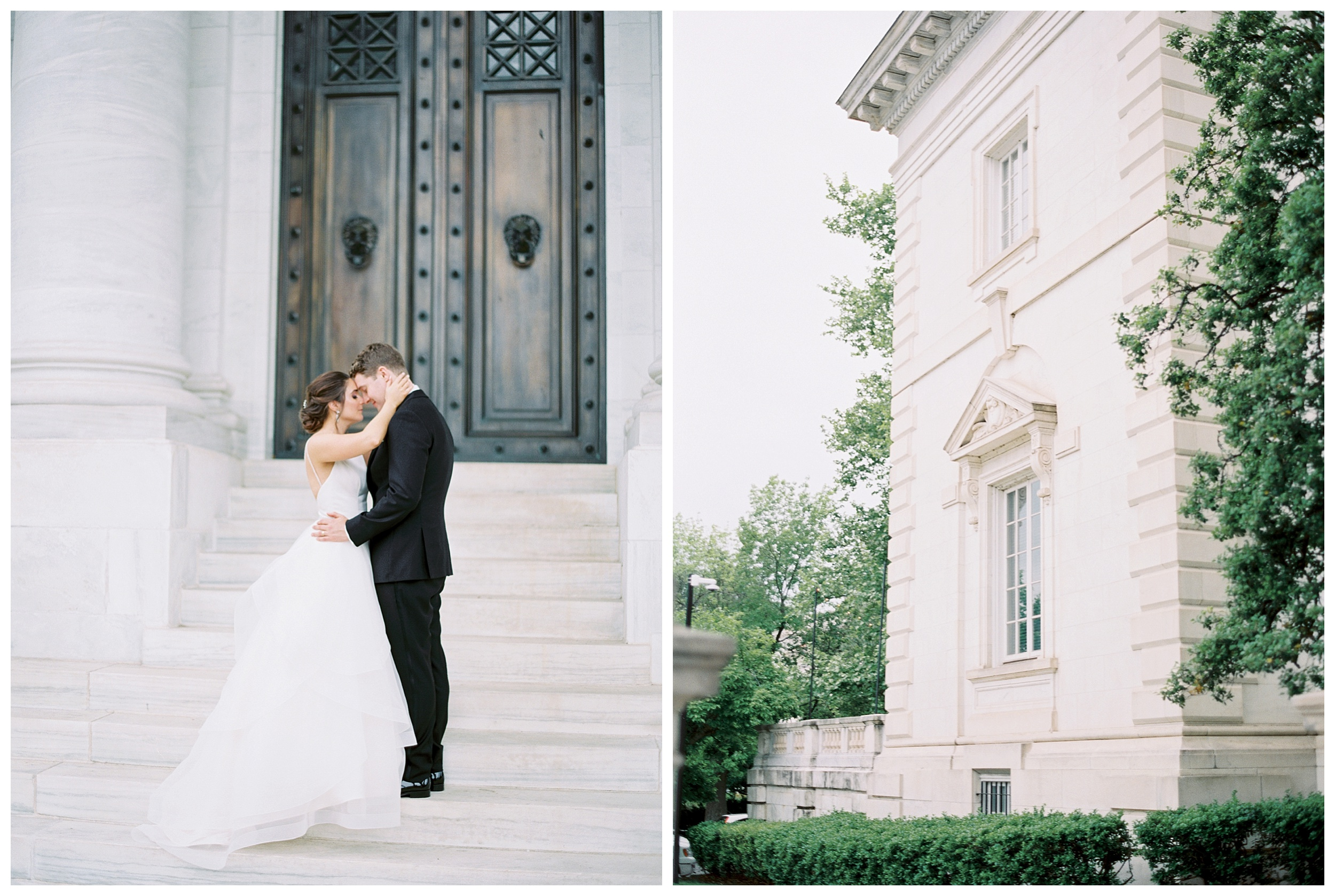 DAR Constitution Hall Wedding Wedding | Daughters of the American Revolution Wedding | District of Columbia Film Wedding Photographer Kir Tuben_0116.jpg