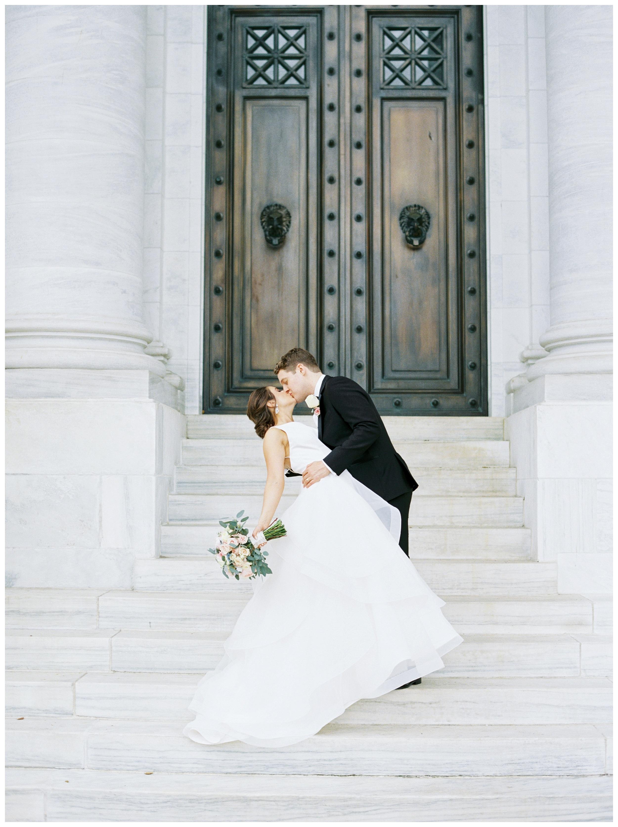 DAR Constitution Hall Wedding Wedding | Daughters of the American Revolution Wedding | District of Columbia Film Wedding Photographer Kir Tuben_0115.jpg