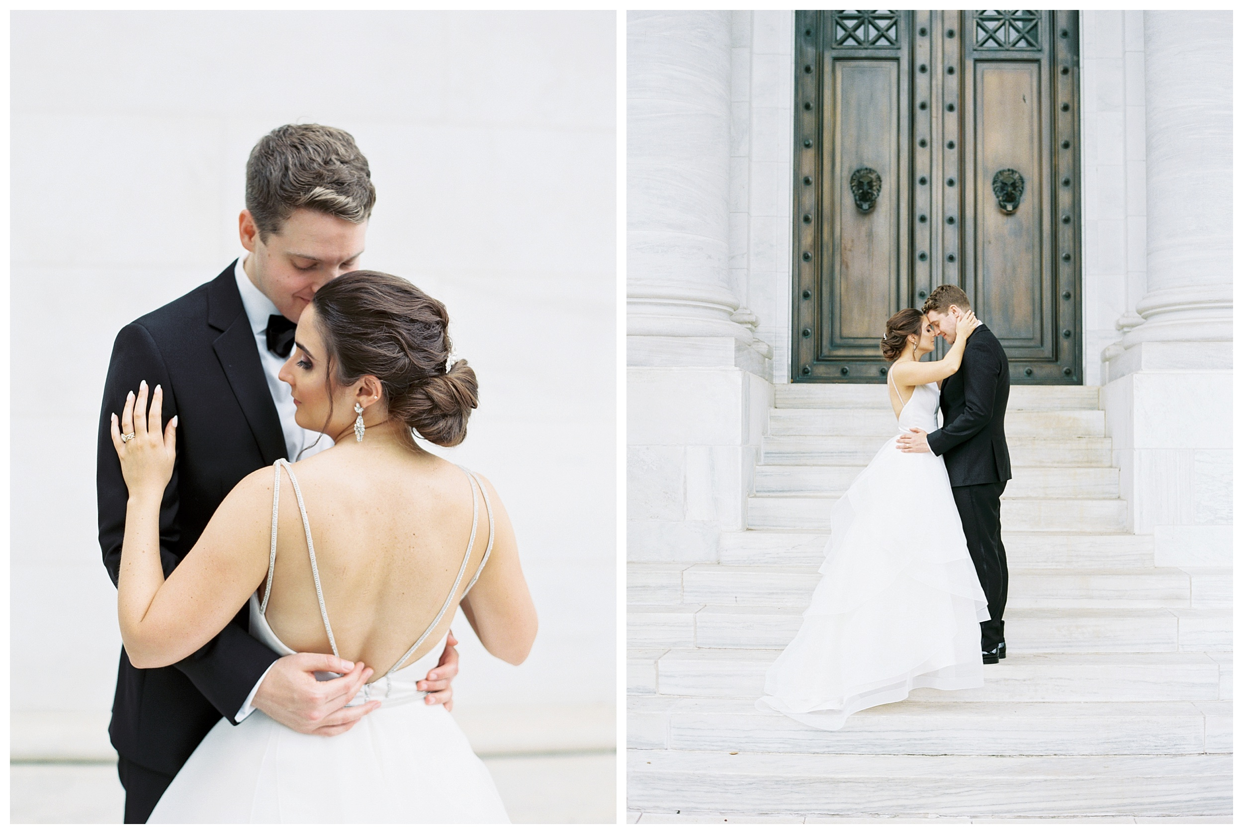 DAR Constitution Hall Wedding Wedding | Daughters of the American Revolution Wedding | District of Columbia Film Wedding Photographer Kir Tuben_0118.jpg