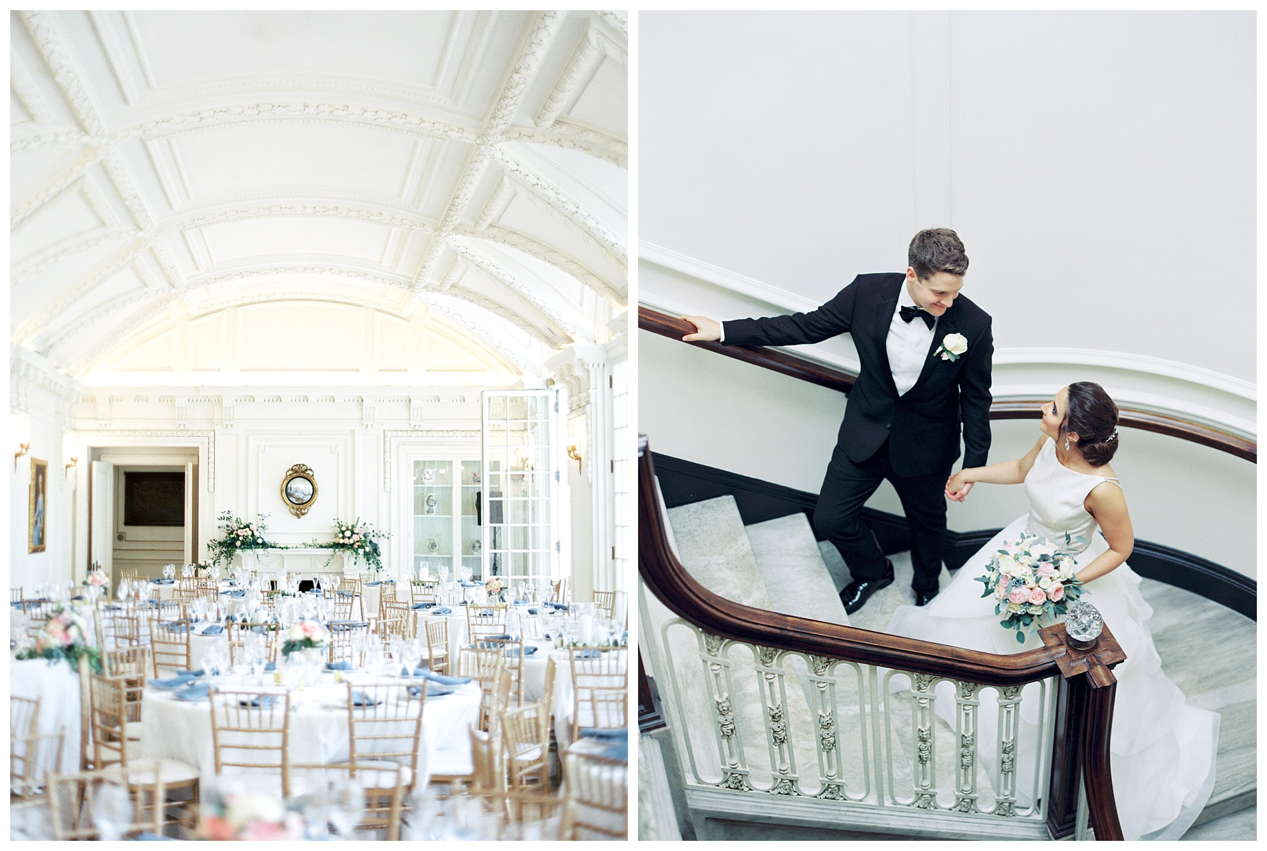DAR Constitution Hall Wedding Wedding | Daughters of the American Revolution Wedding | District of Columbia Film Wedding Photographer Kir Tuben_0121.jpg