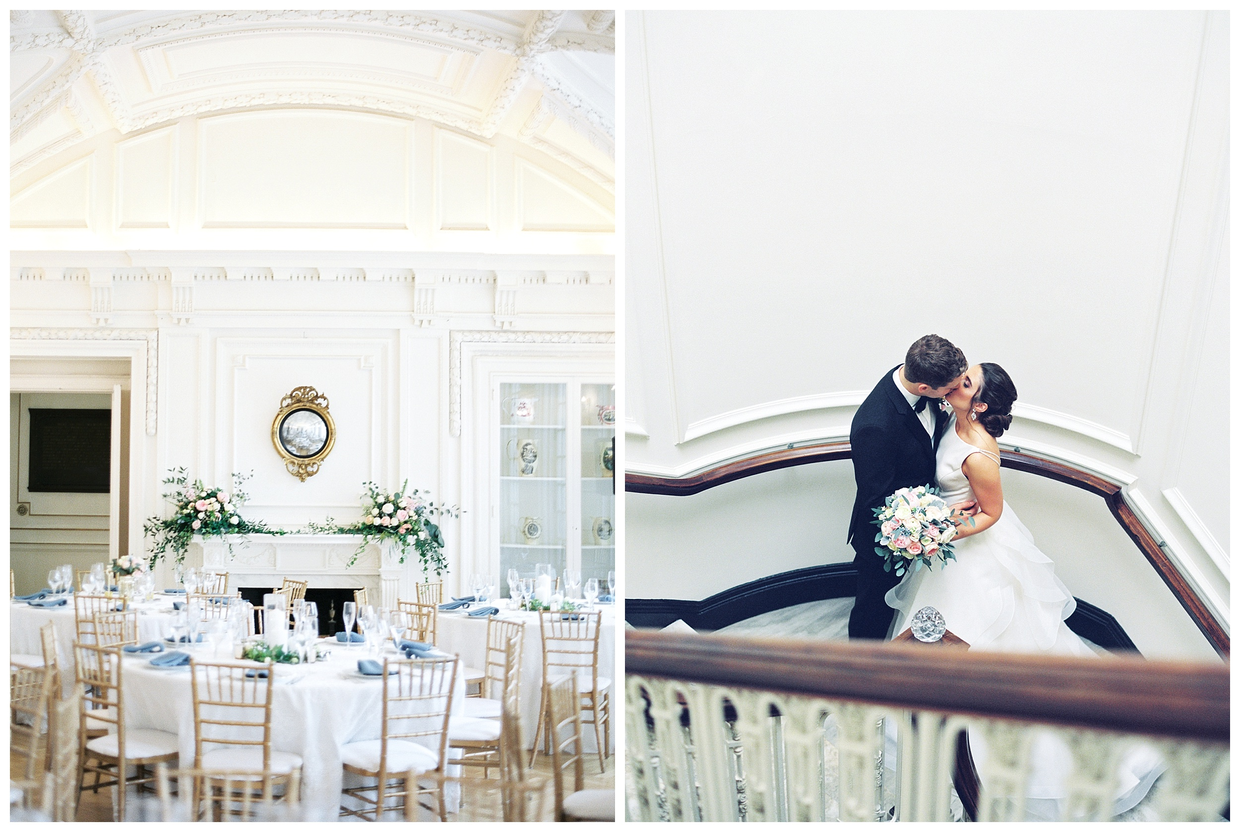 DAR Constitution Hall Wedding Wedding | Daughters of the American Revolution Wedding | District of Columbia Film Wedding Photographer Kir Tuben_0125.jpg