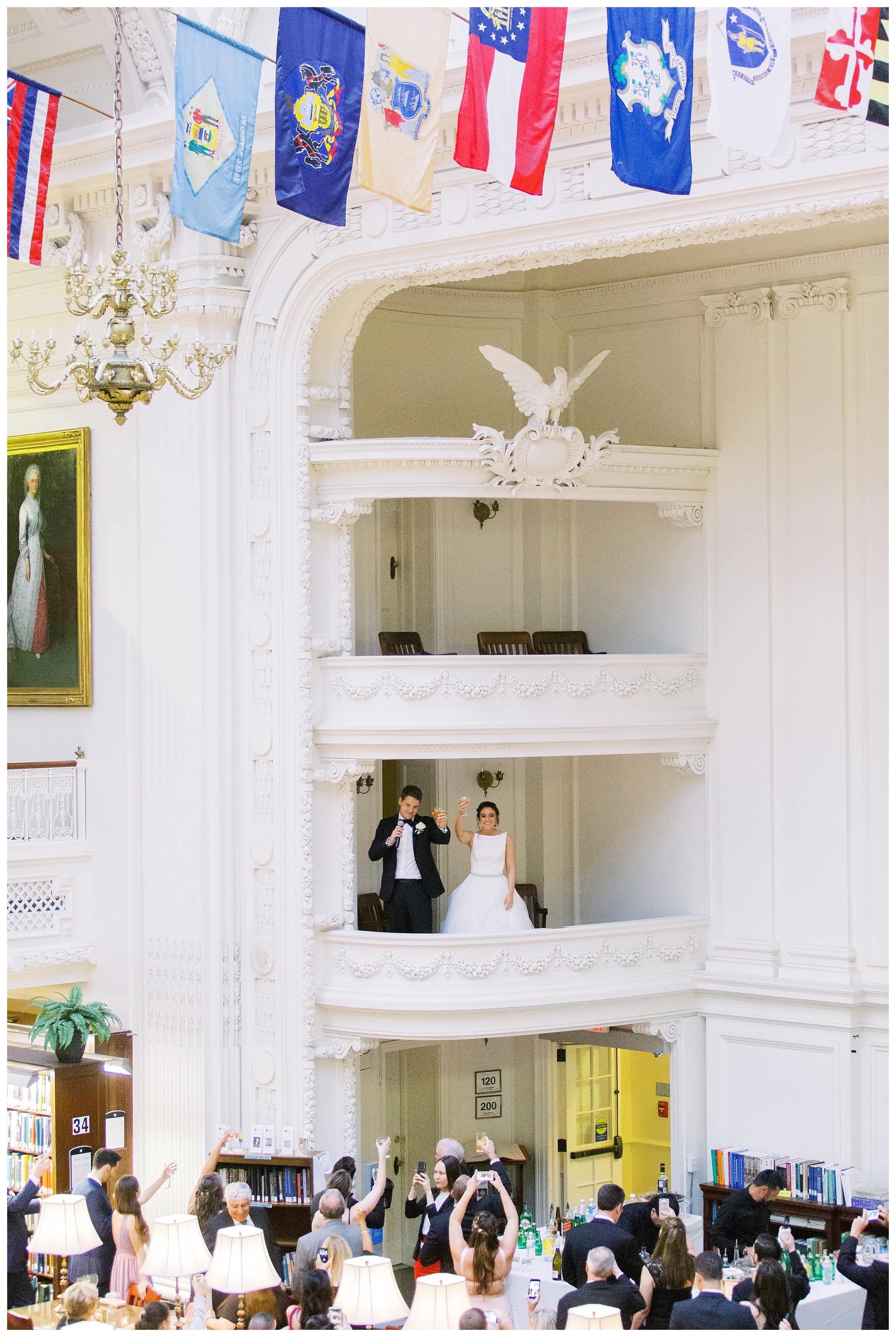 DAR Constitution Hall Wedding Wedding | Daughters of the American Revolution Wedding | District of Columbia Film Wedding Photographer Kir Tuben_0130.jpg