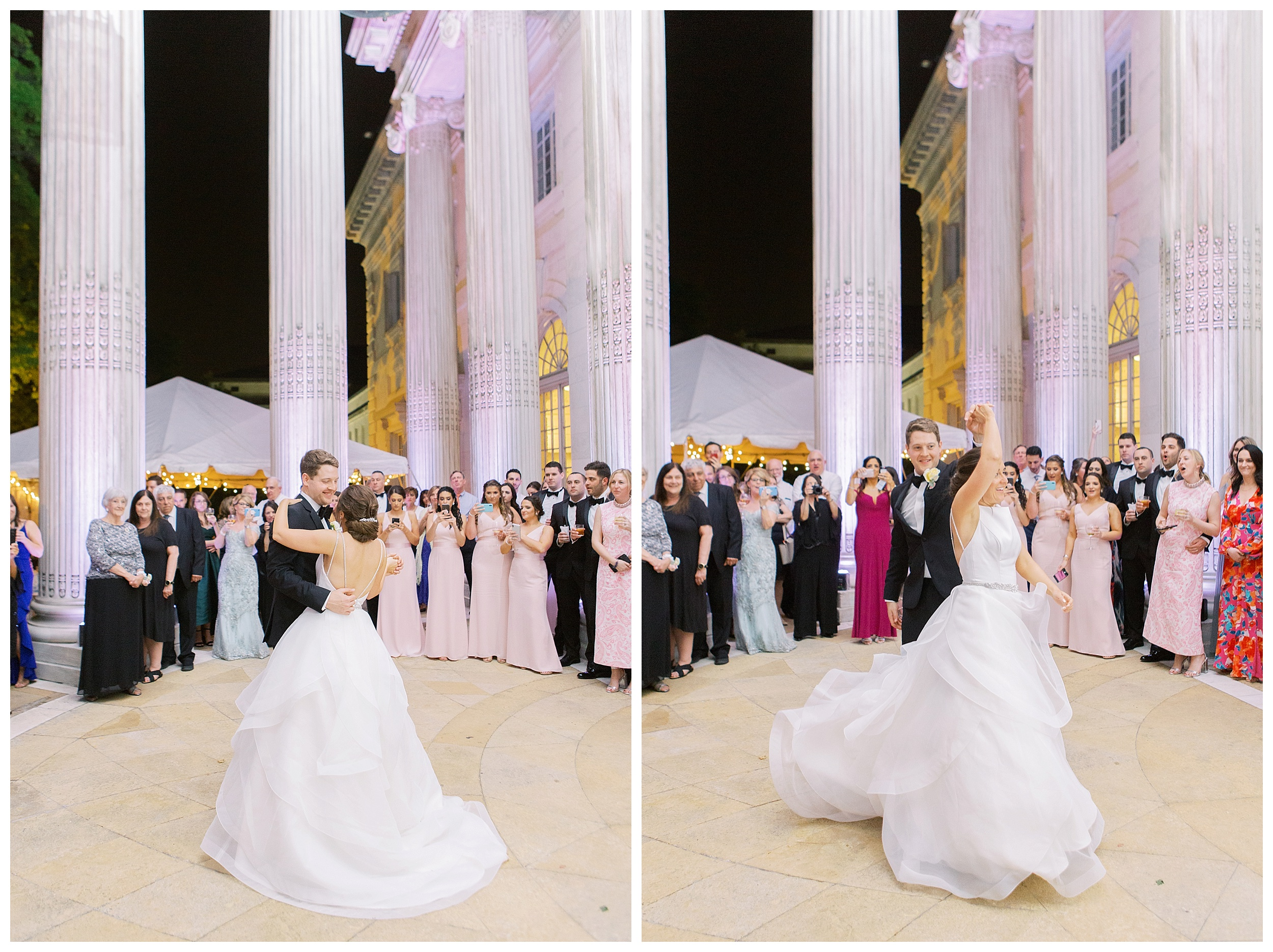 DAR Constitution Hall Wedding Wedding | Daughters of the American Revolution Wedding | District of Columbia Film Wedding Photographer Kir Tuben_0135.jpg