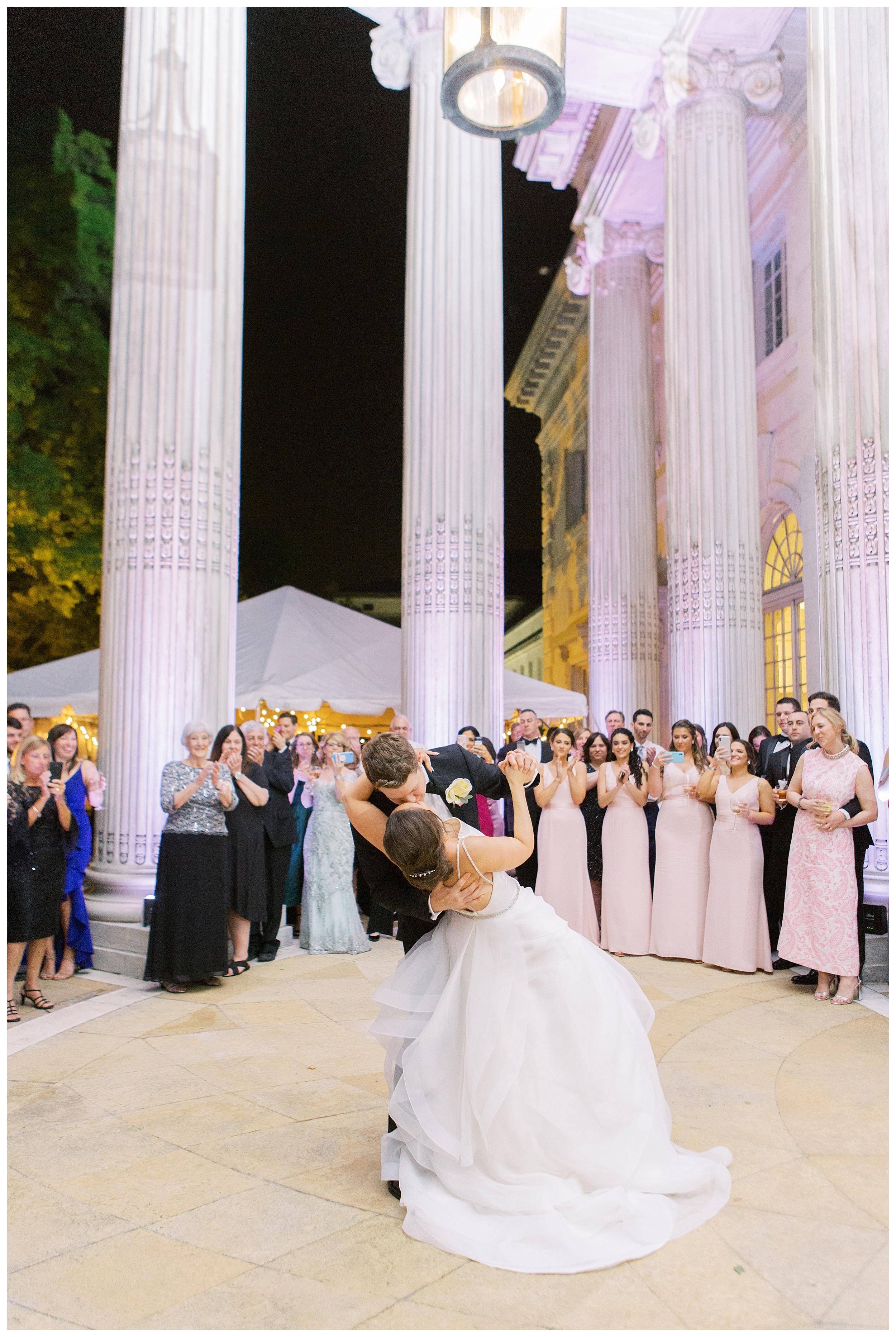 DAR Constitution Hall Wedding Wedding | Daughters of the American Revolution Wedding | District of Columbia Film Wedding Photographer Kir Tuben_0136.jpg