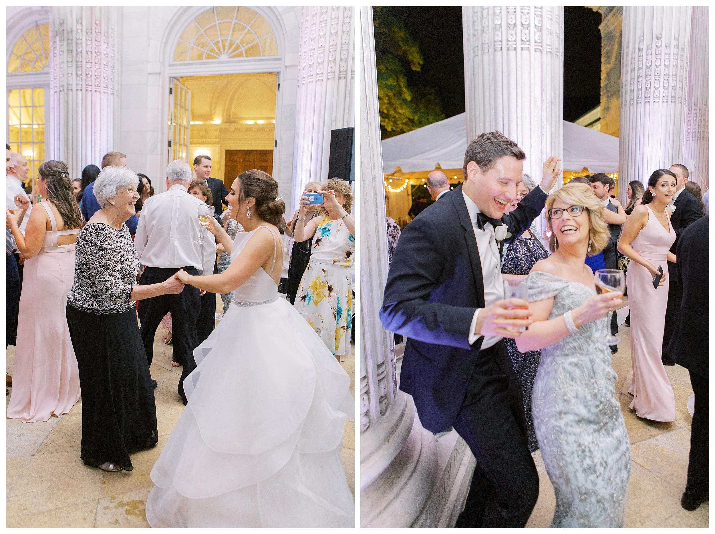 DAR Constitution Hall Wedding Wedding | Daughters of the American Revolution Wedding | District of Columbia Film Wedding Photographer Kir Tuben_0137.jpg