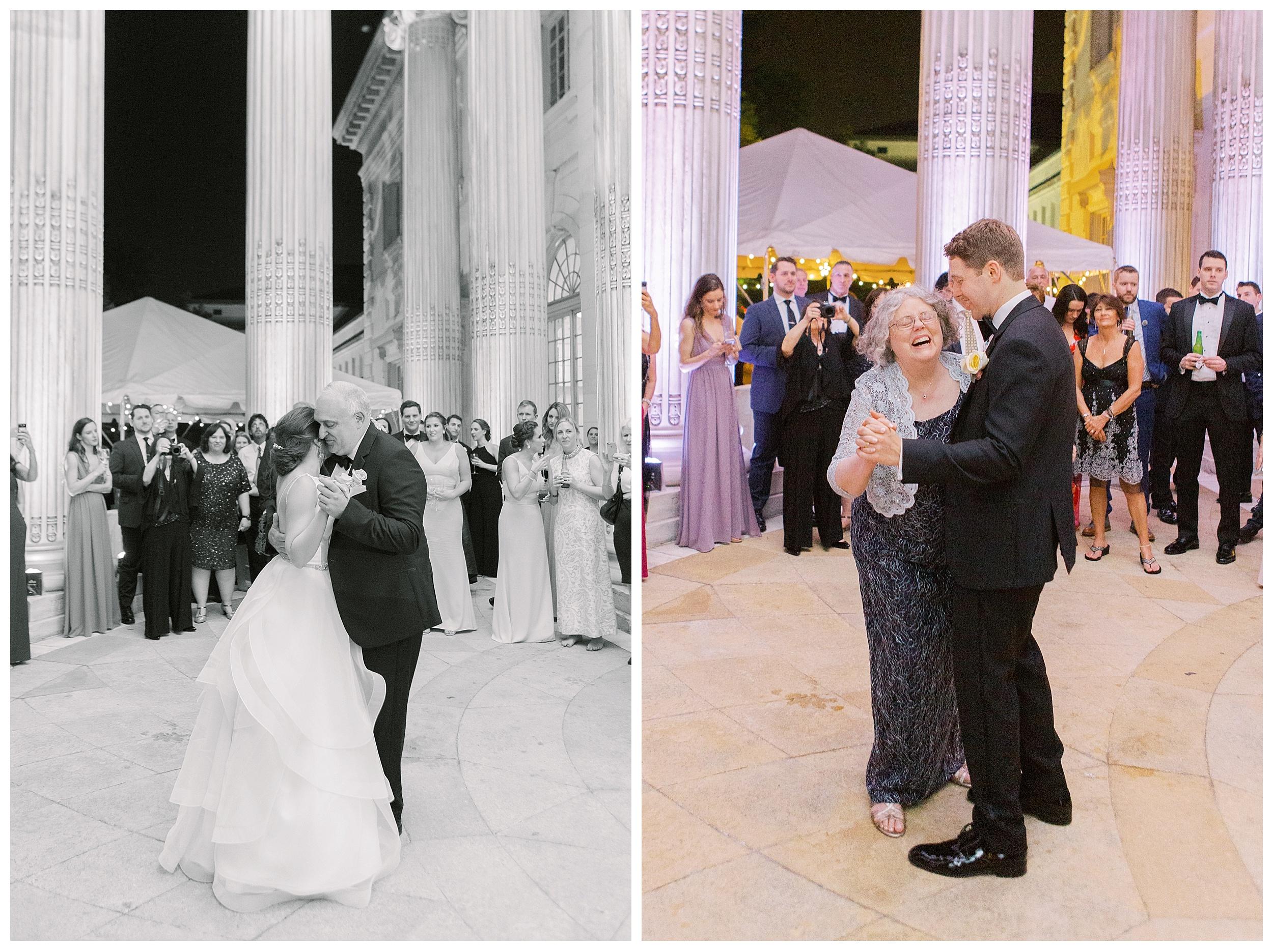 DAR Constitution Hall Wedding Wedding | Daughters of the American Revolution Wedding | District of Columbia Film Wedding Photographer Kir Tuben_0139.jpg