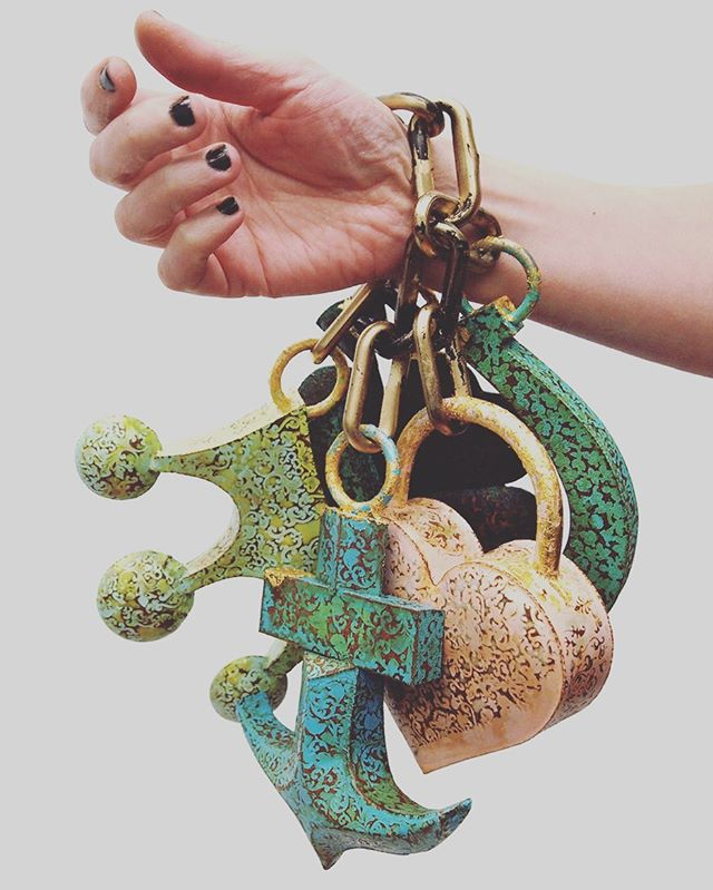 Lucky charms . . . #talismans #charms #collection