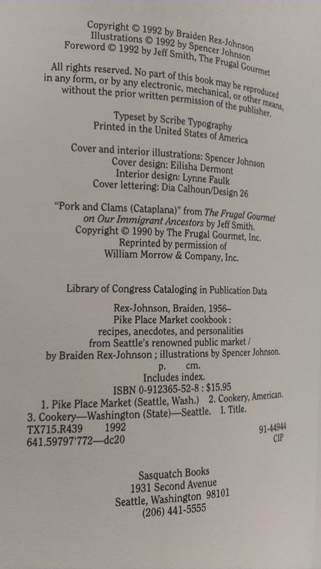 IMAG6326 1992 Pike Place Market Cookbook