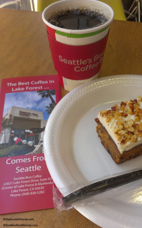 Lake Forest Seattle's Best Coffee IMAG5776